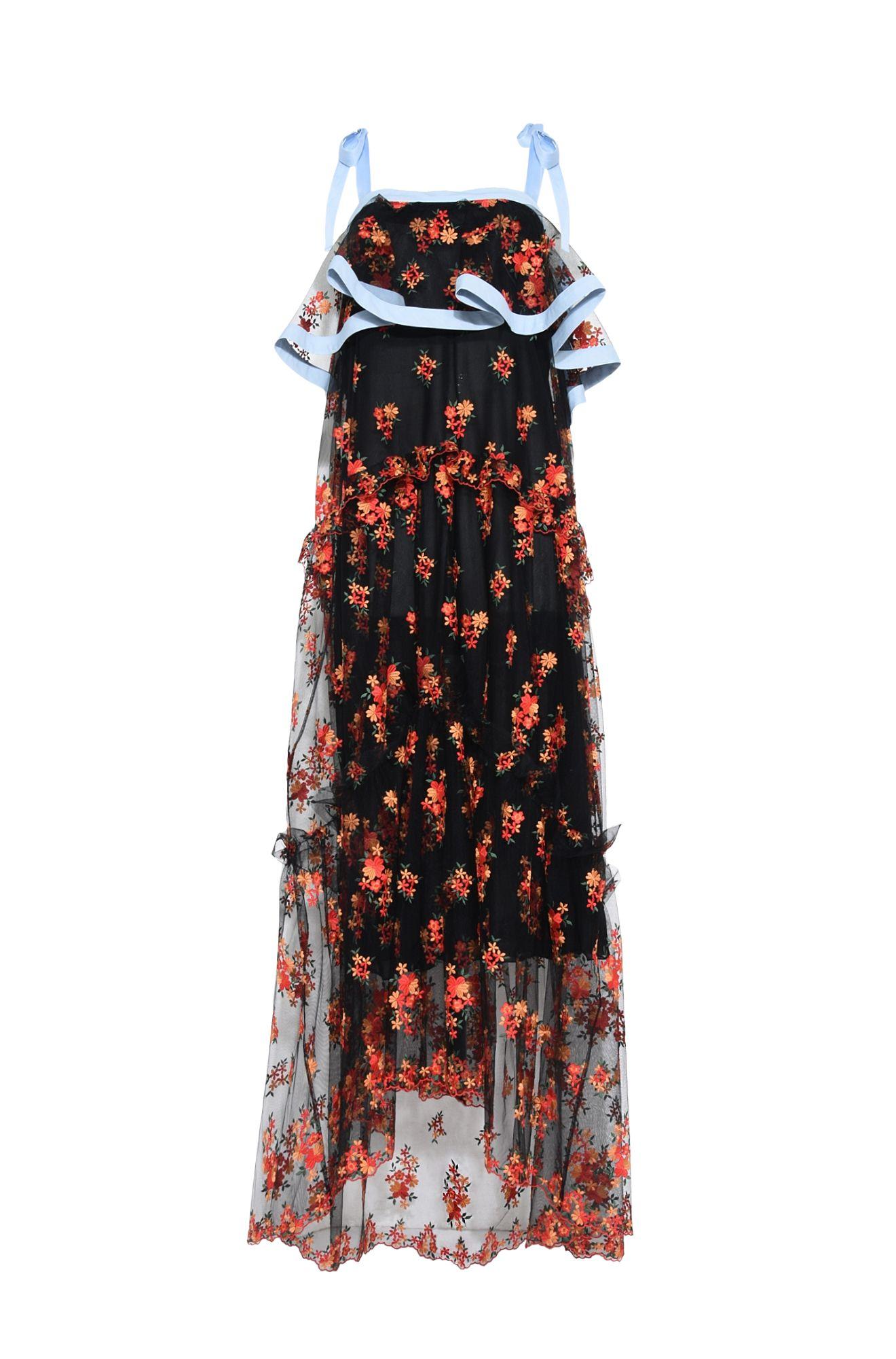 PUNK-ROMANCE DRESS