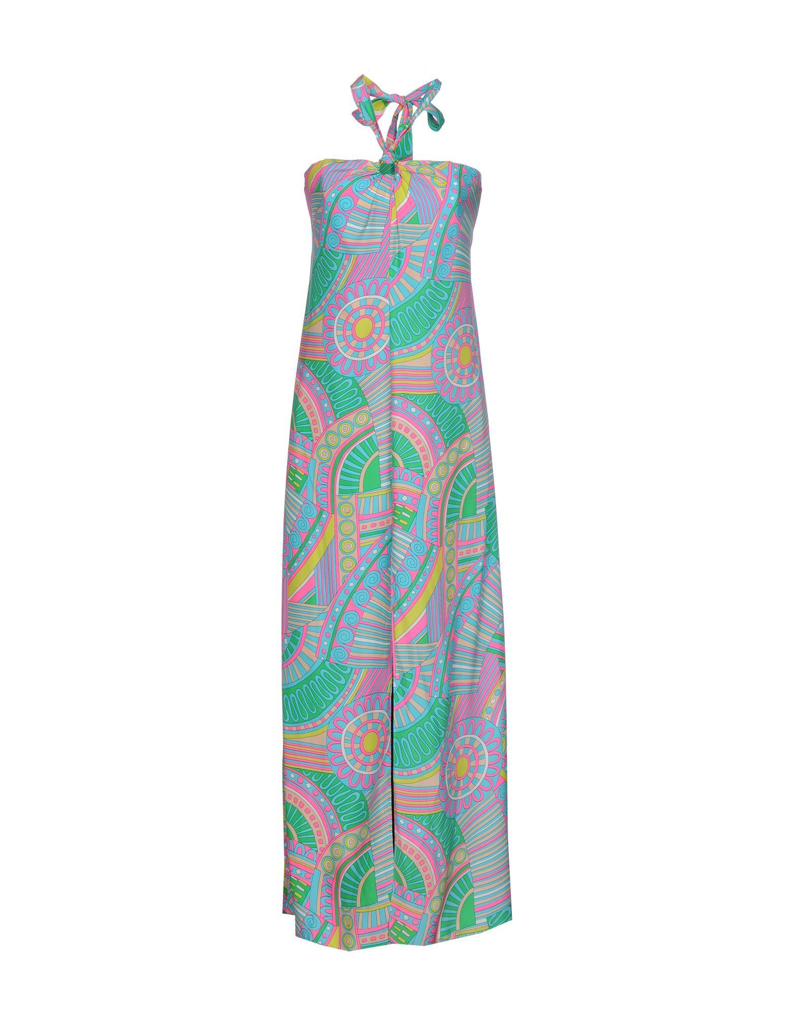 ALICE & TRIXIE Длинное платье платье короткое спереди длинное сзади летнее