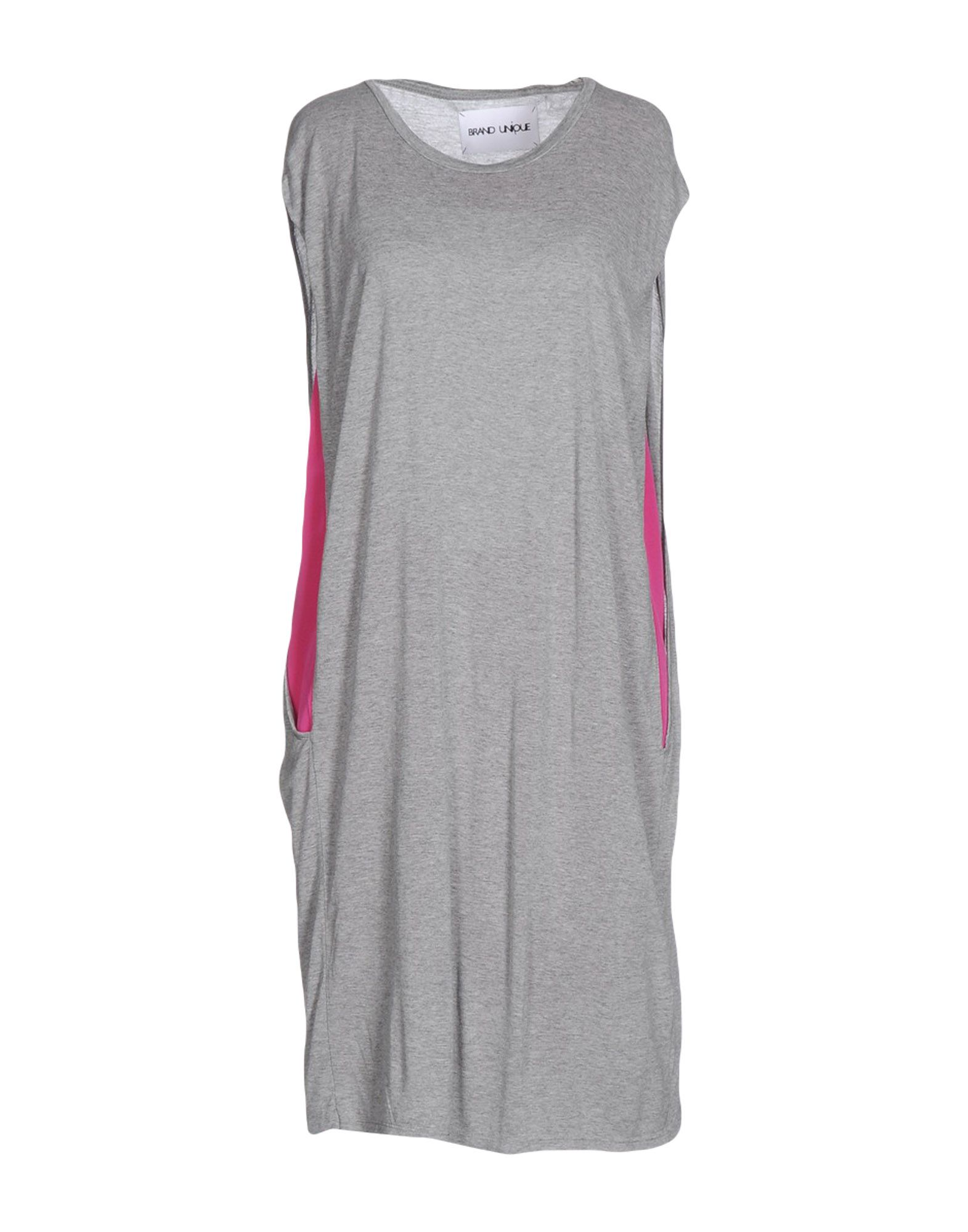 BRAND UNIQUE Короткое платье brand unique блузка