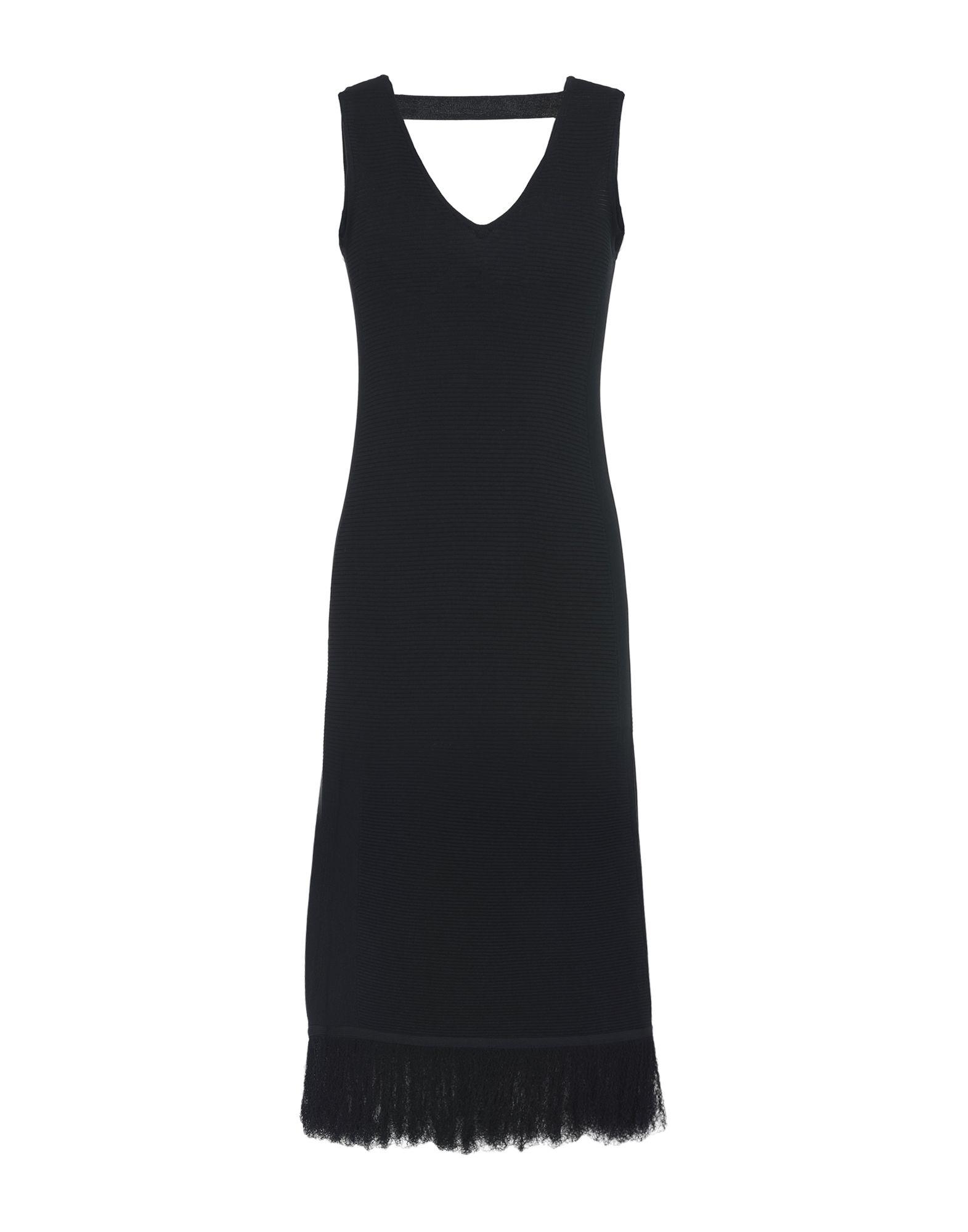 EDUN Платье длиной 3/4 edun длинное платье
