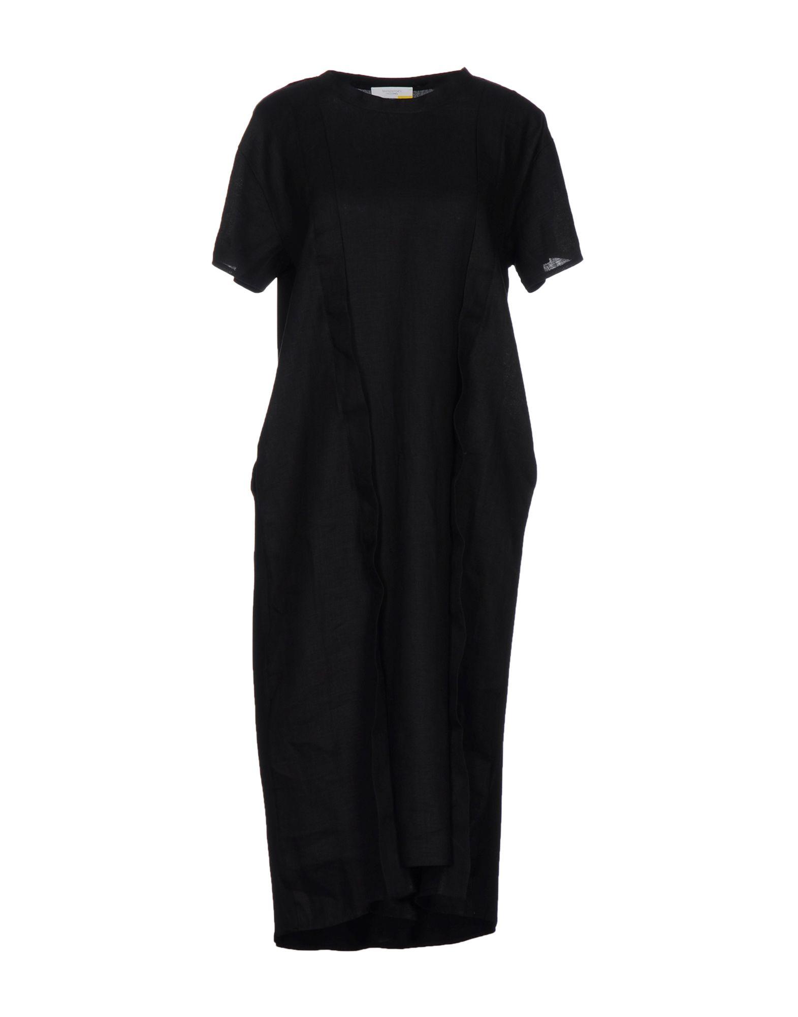 MANOSTORTI Платье до колена manostorti короткое платье