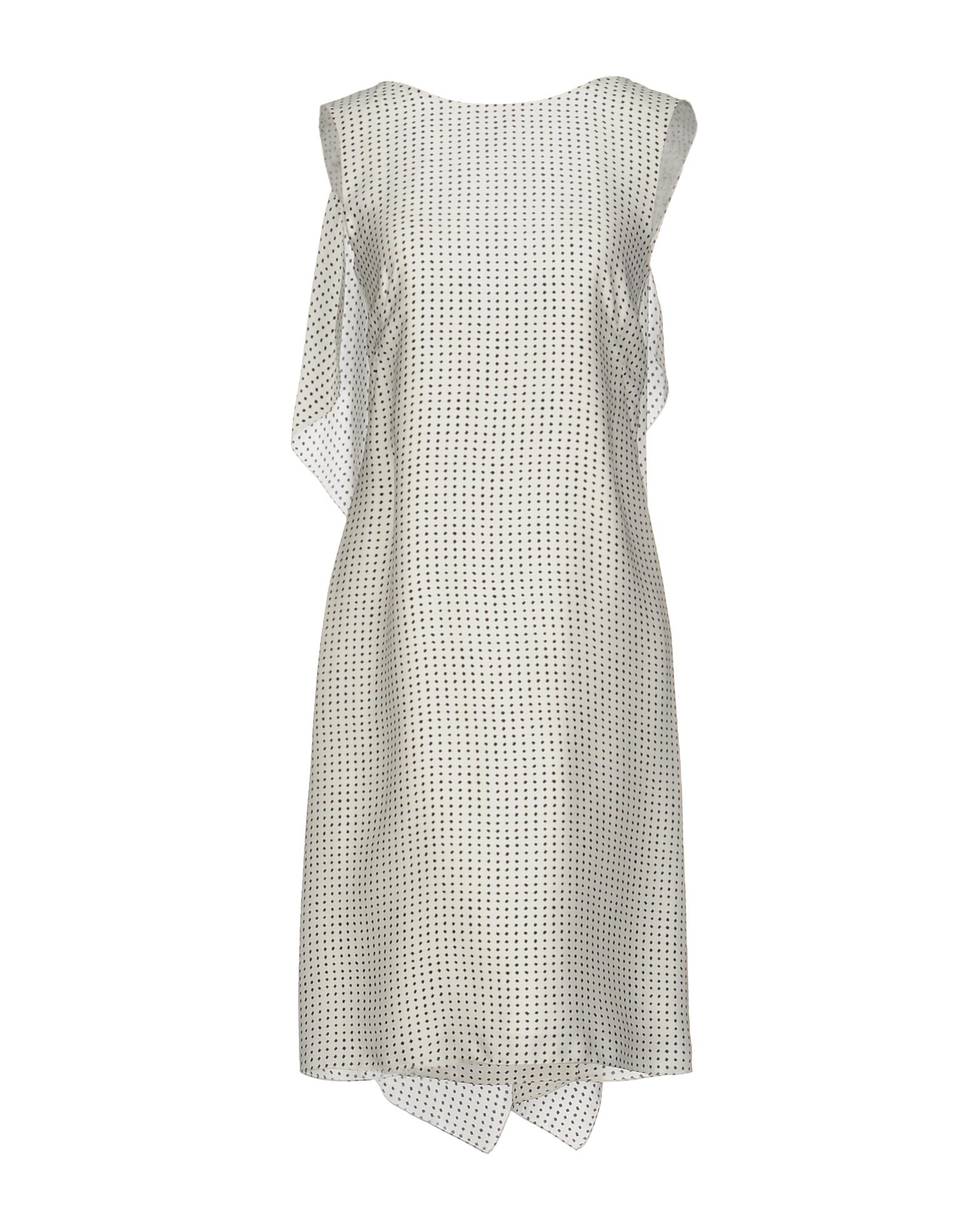 AGNONA Короткое платье agnona топ без рукавов