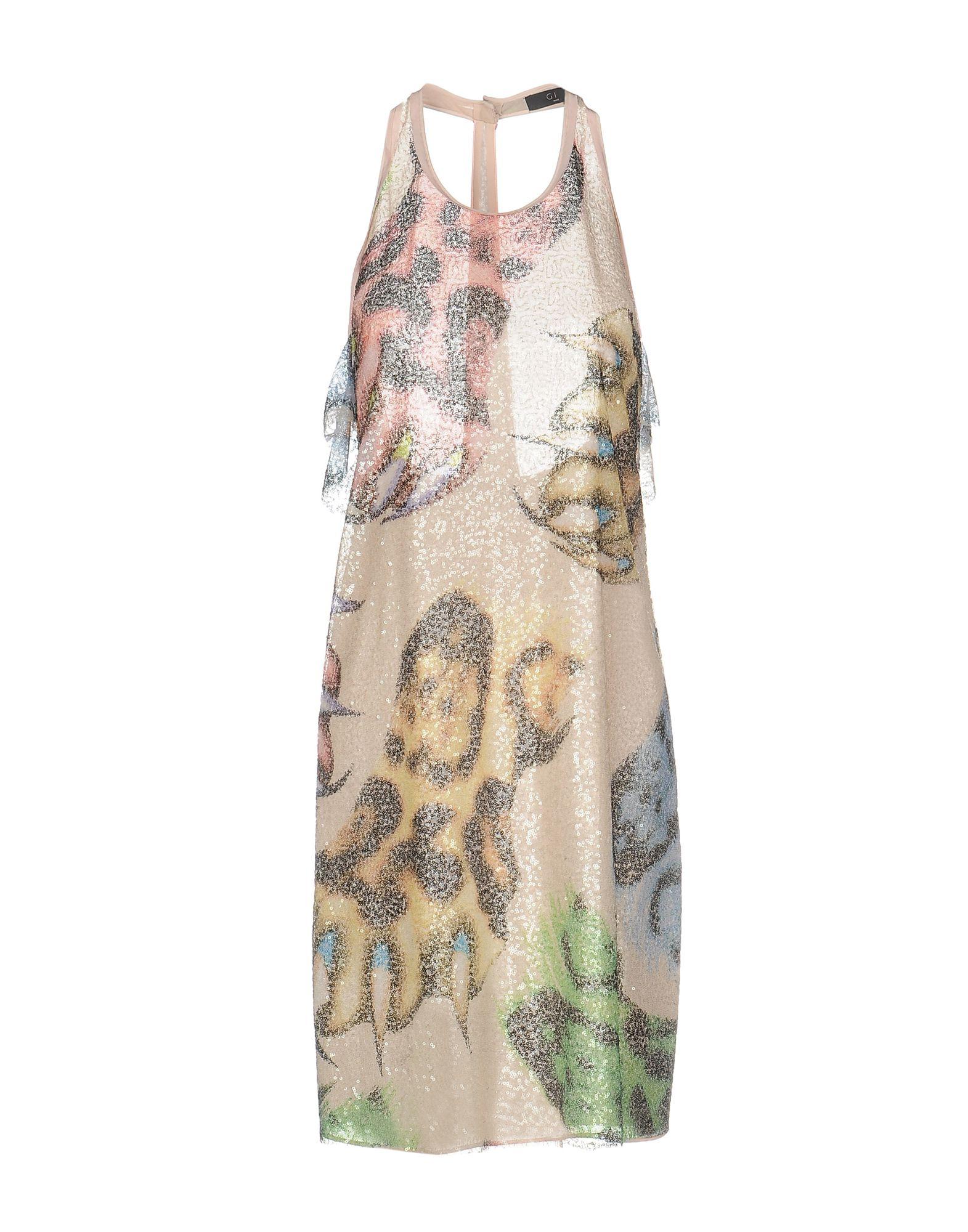 где купить  GILES Платье до колена  по лучшей цене