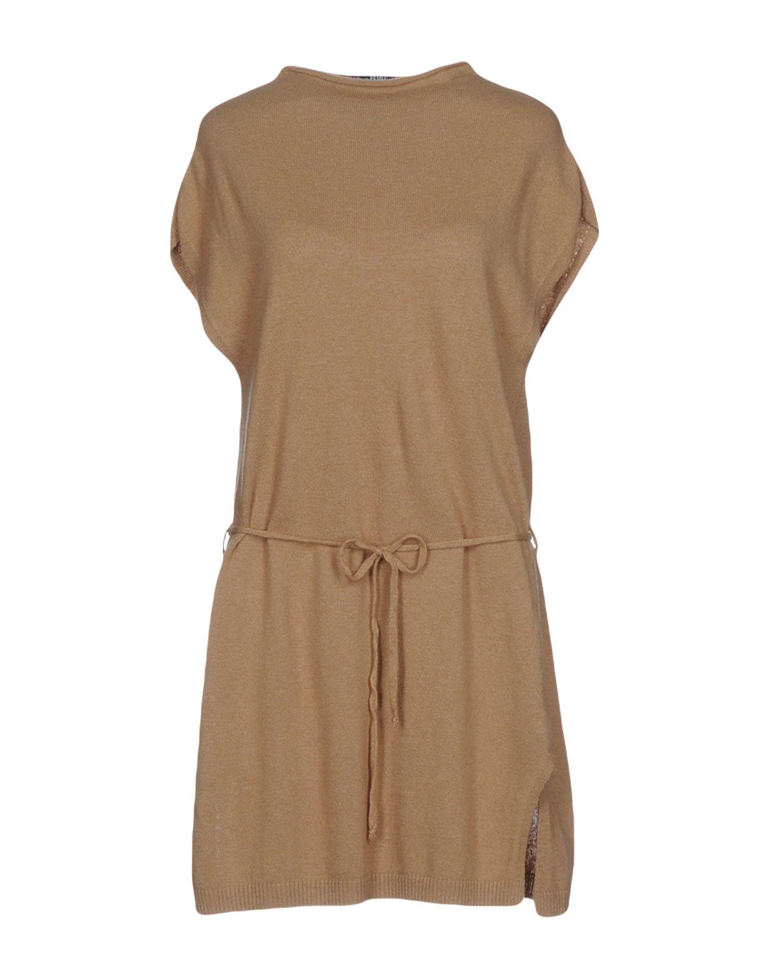 B.YU Короткое платье lisa corti короткое платье