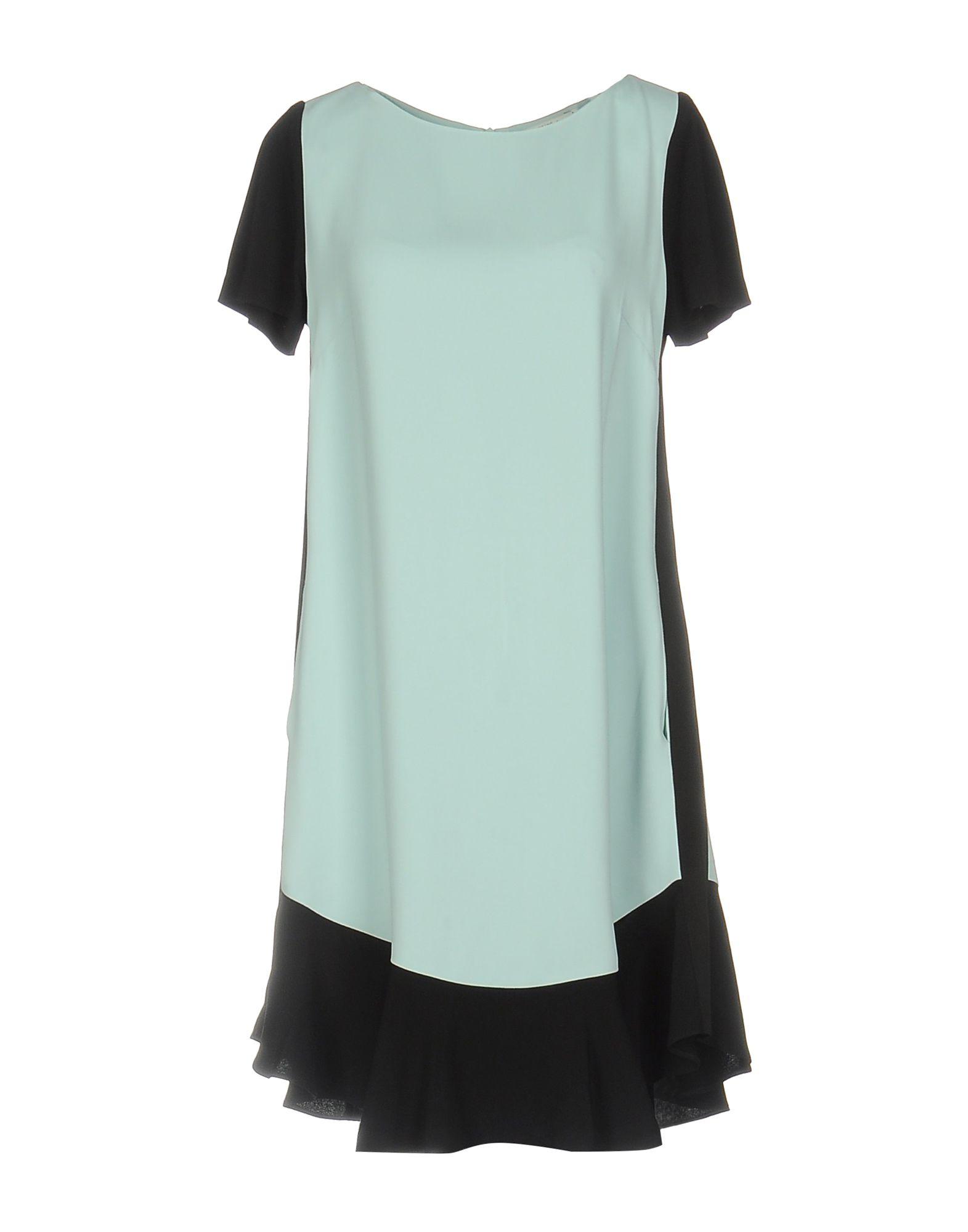 цена BEATRICE B Короткое платье в интернет-магазинах