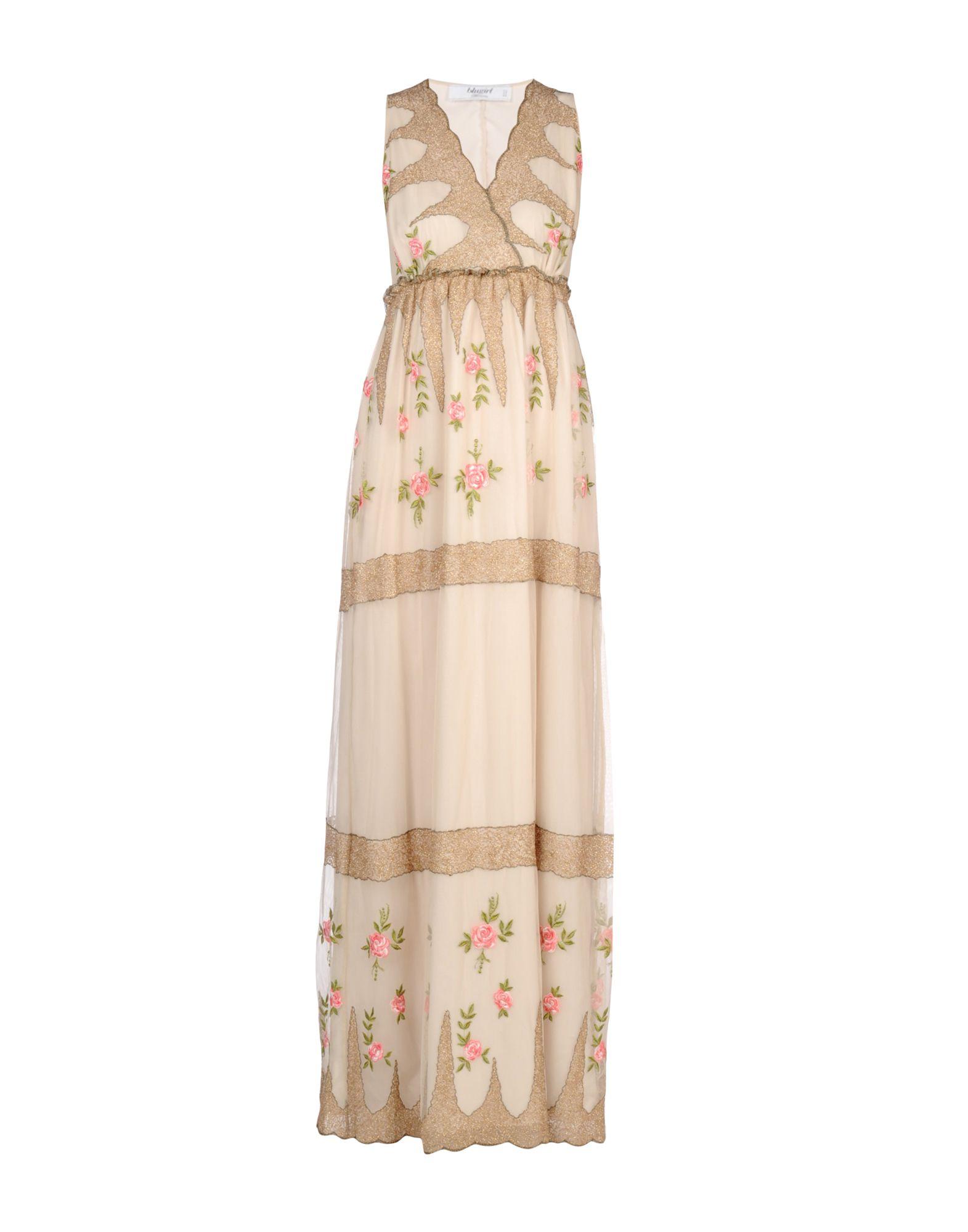 BLUGIRL BLUMARINE Длинное платье blumarine длинное платье