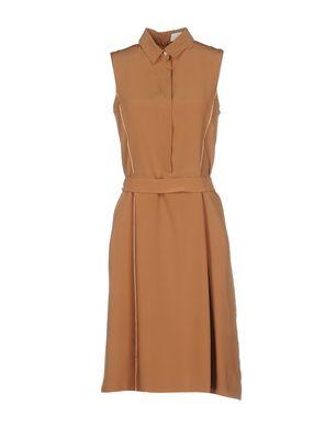 CAPUCCI Damen Kurzes Kleid Farbe Nude Größe 3 Sale Angebote Bagenz