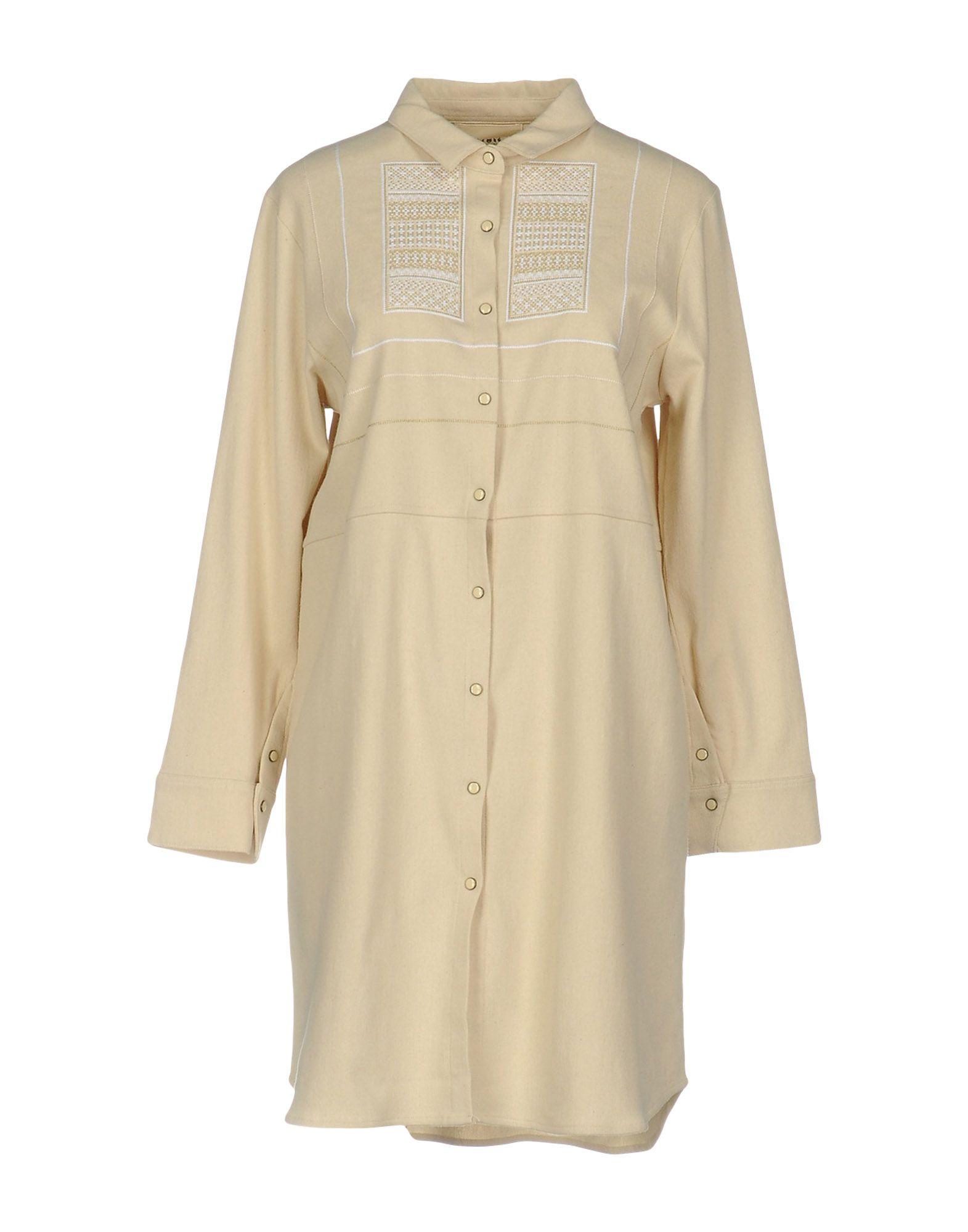 SEMIS-PARIS Короткое платье leonard paris короткое платье