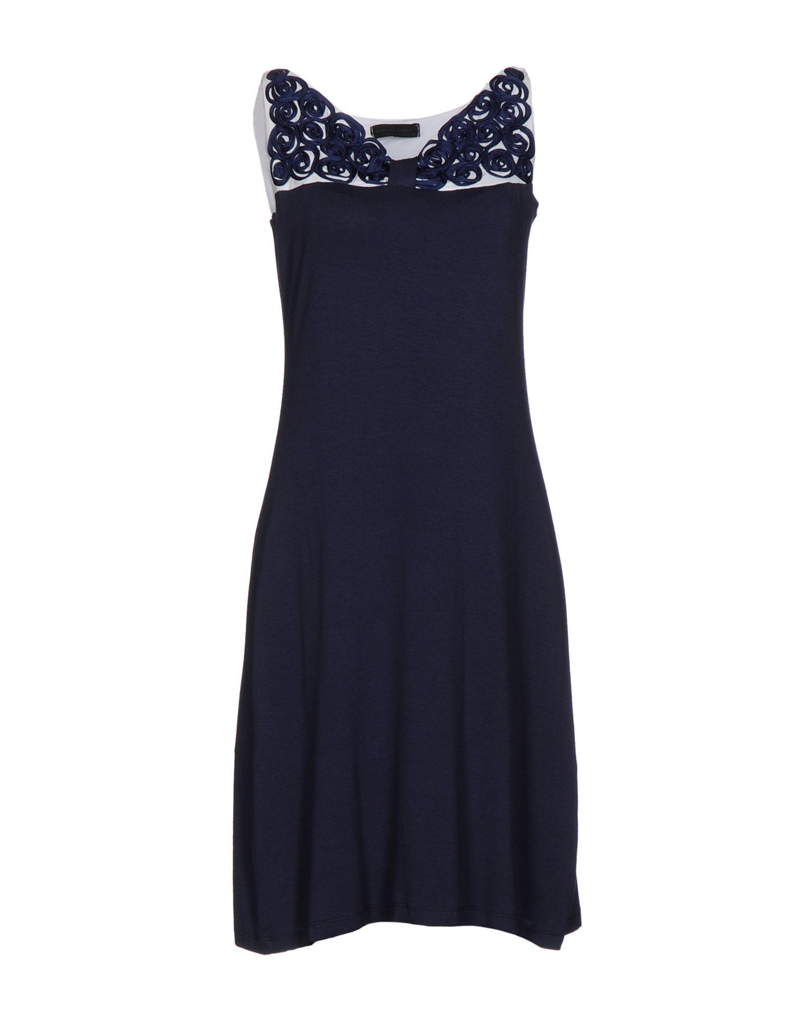 все цены на BARBARA TADDEI Короткое платье онлайн