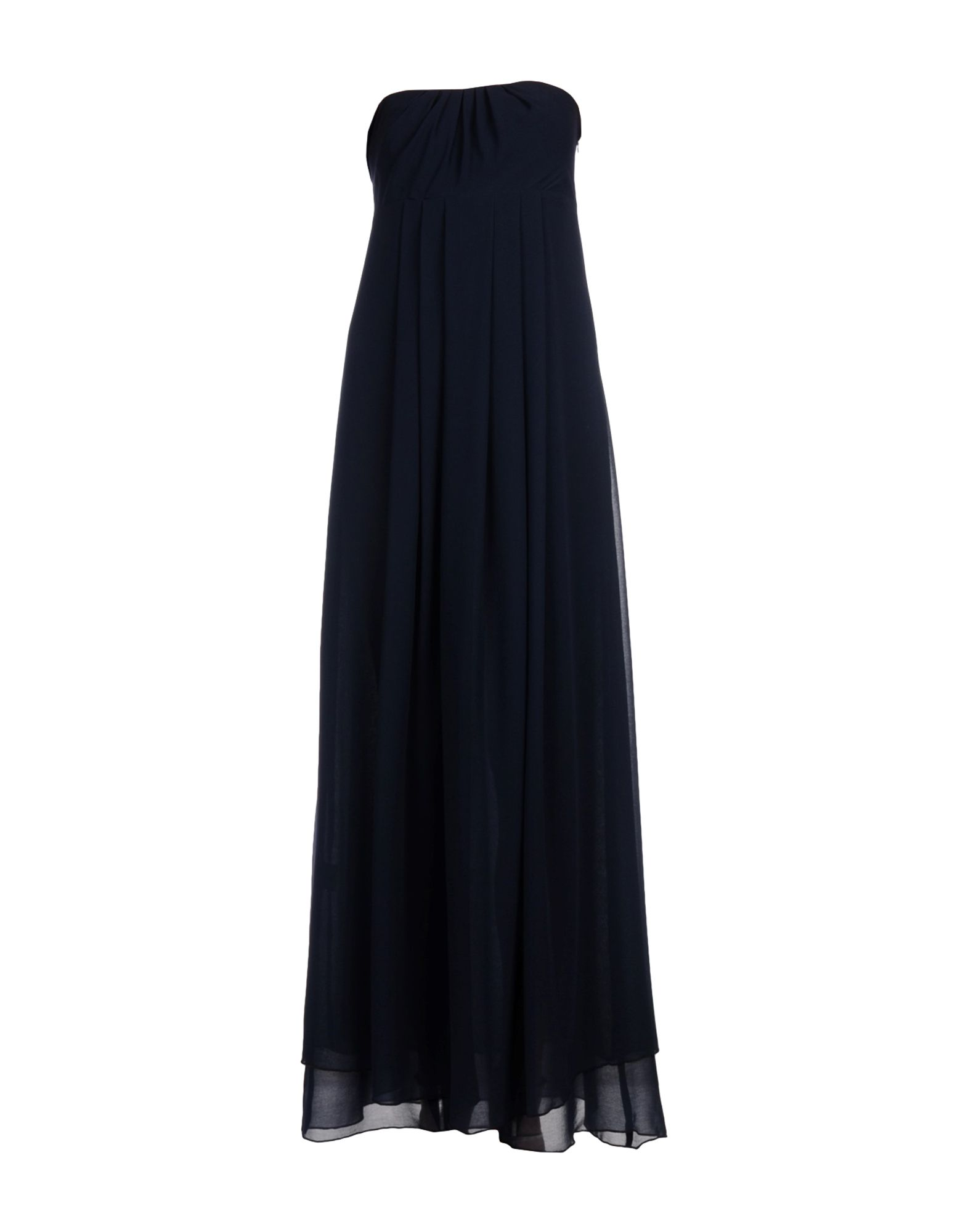 цена  FRANCESCA FERRANTE Длинное платье  онлайн в 2017 году