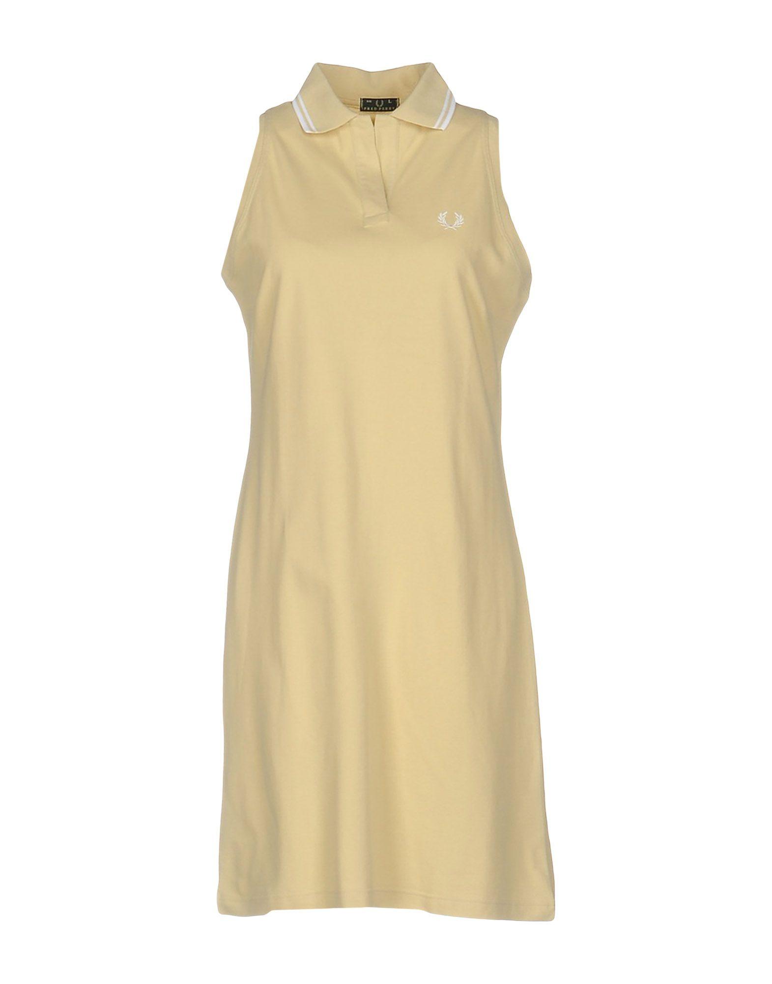 FRED PERRY Короткое платье fred perry короткое платье