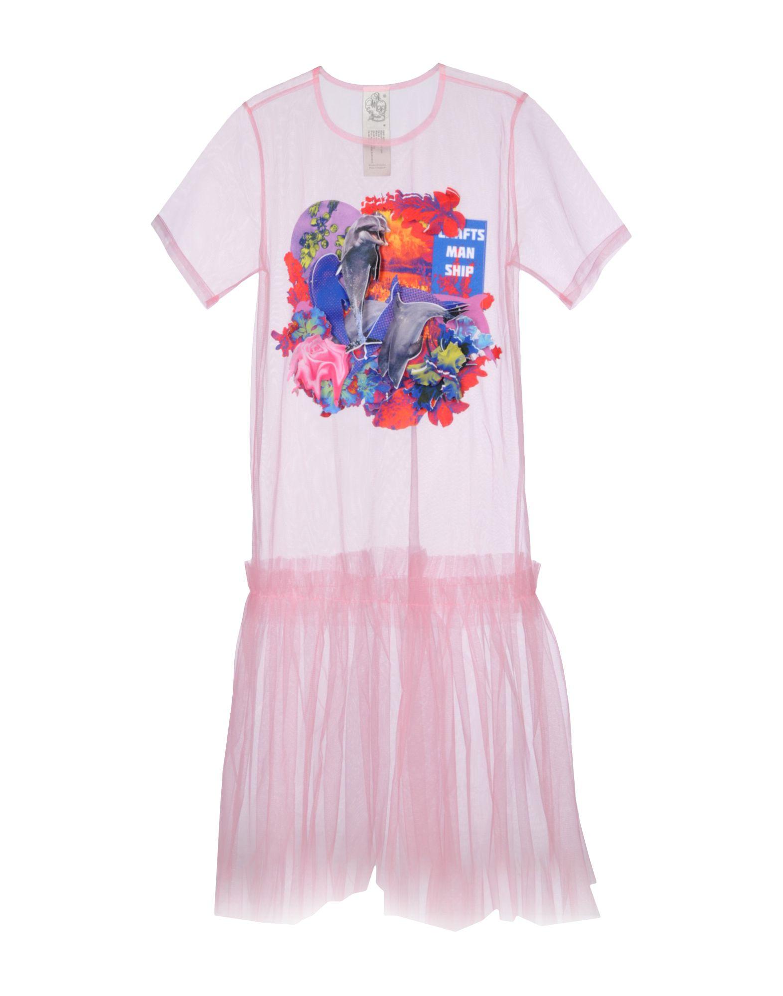 WONDER ANATOMIE Платье длиной 3/4 lisa corti платье длиной 3 4