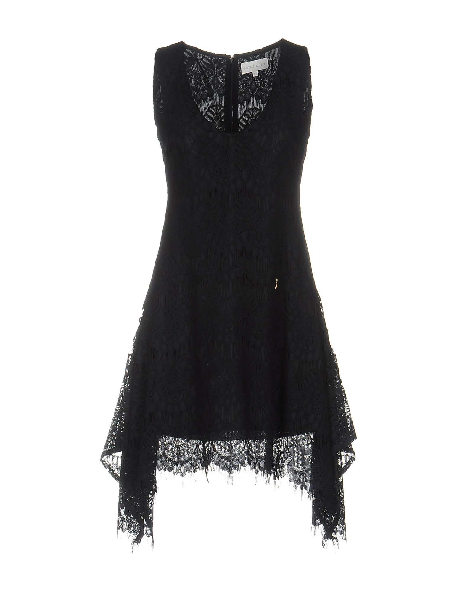 купить PATRIZIA PEPE Короткое платье по цене 14250 рублей