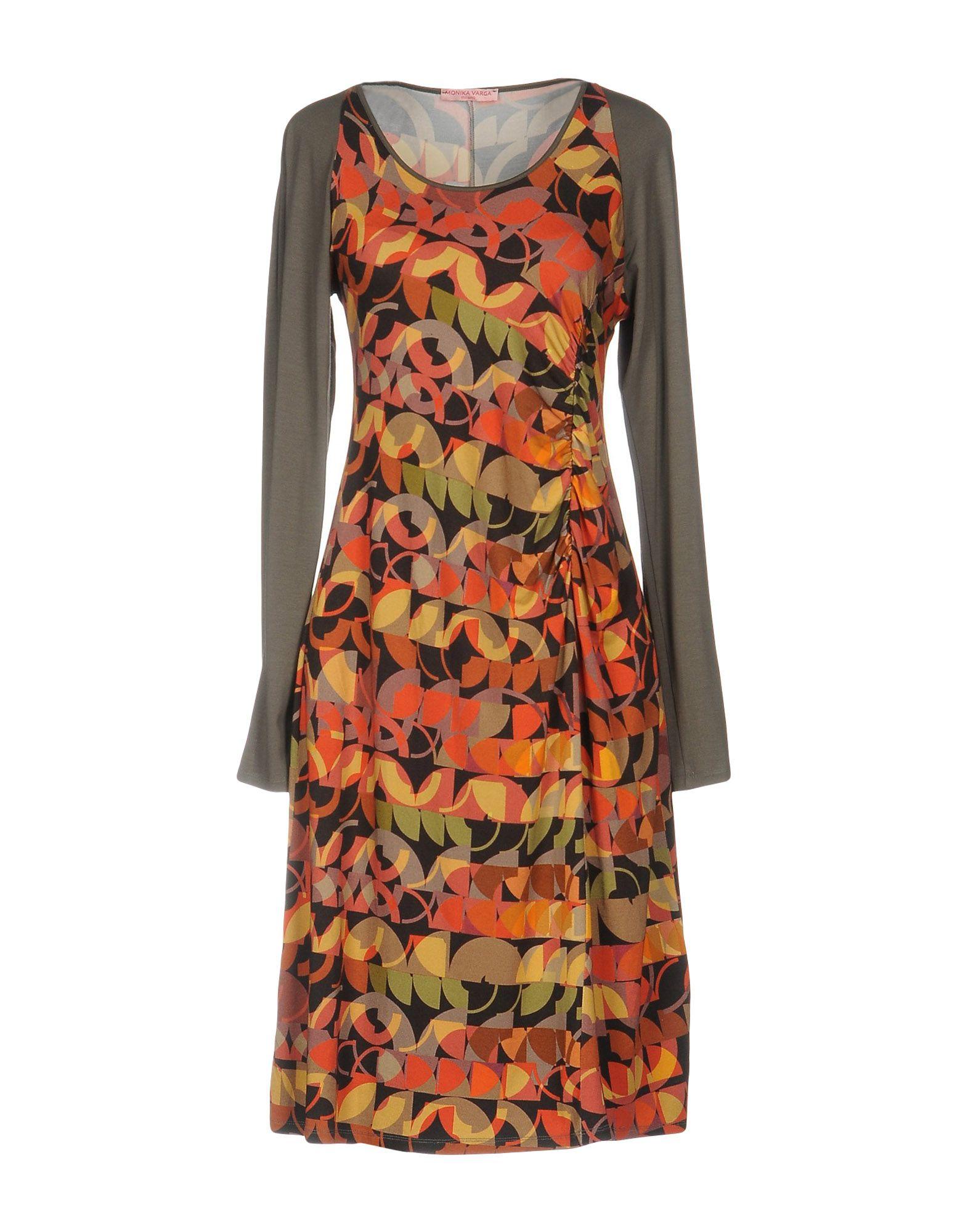 MONIKA VARGA Платье до колена monika varga блузка
