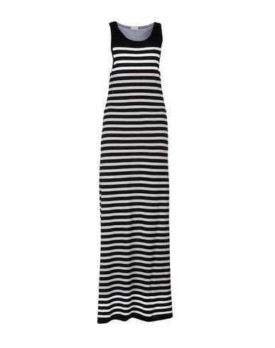 MRZ Длинное платье платье длинное в полоску