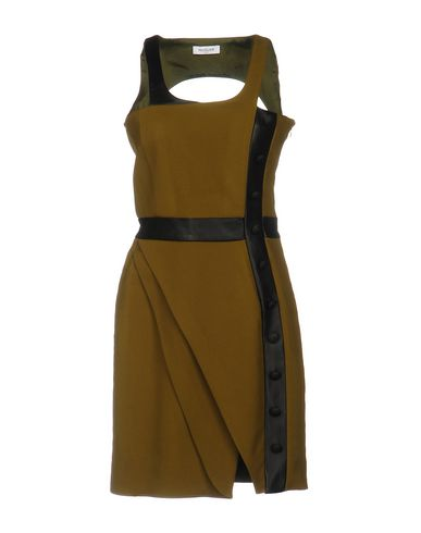 Короткое платье MUGLER 34718424AX