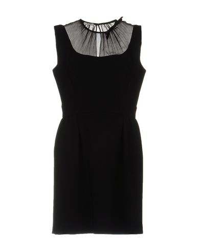 Короткое платье MIU MIU 34719019VT
