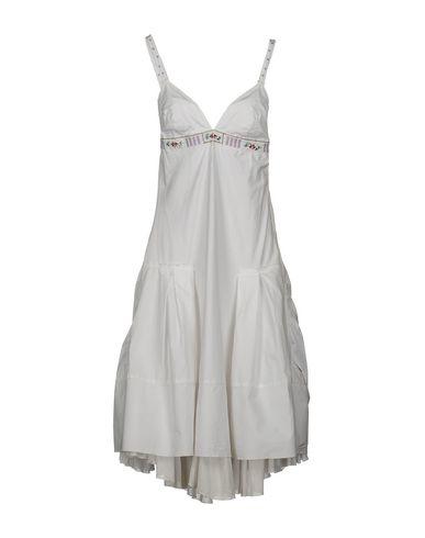 Платье до колена BOSS ORANGE 34719064JK