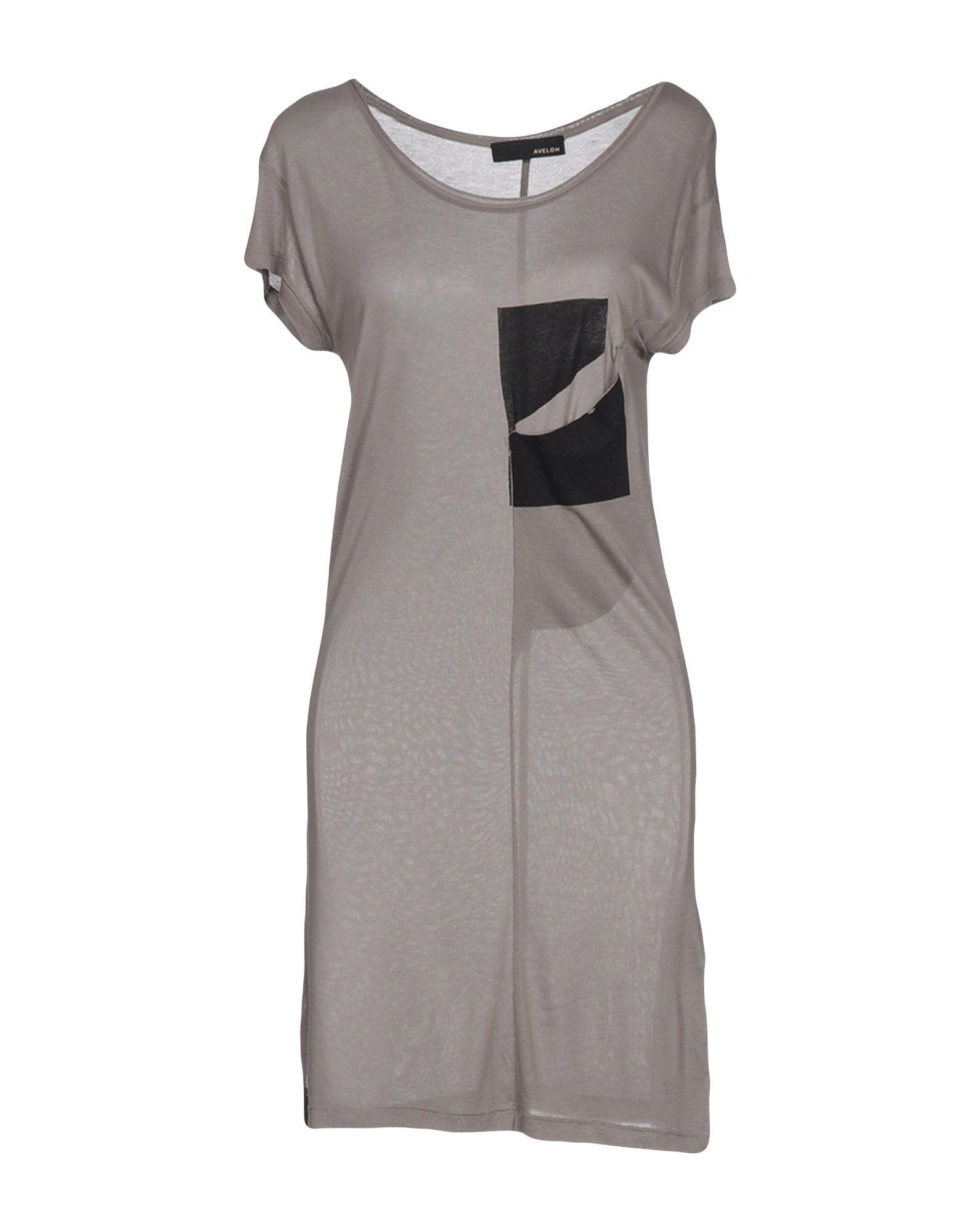 где купить AVELON Короткое платье по лучшей цене