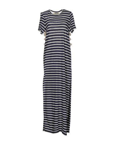 SEA Длинное платье платье длинное в полоску