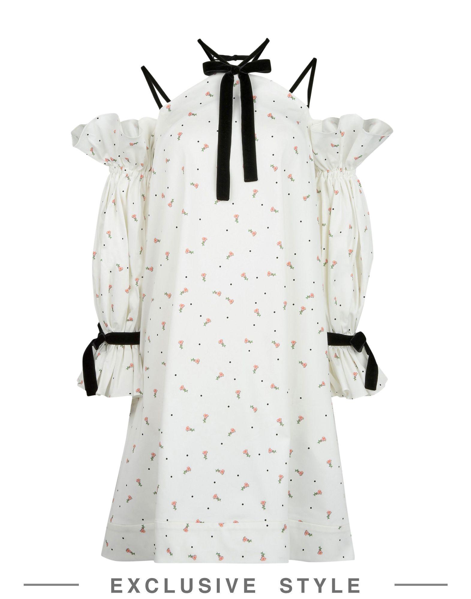 Фото - MARIANNA SENCHINA Короткое платье marianna senchina pубашка