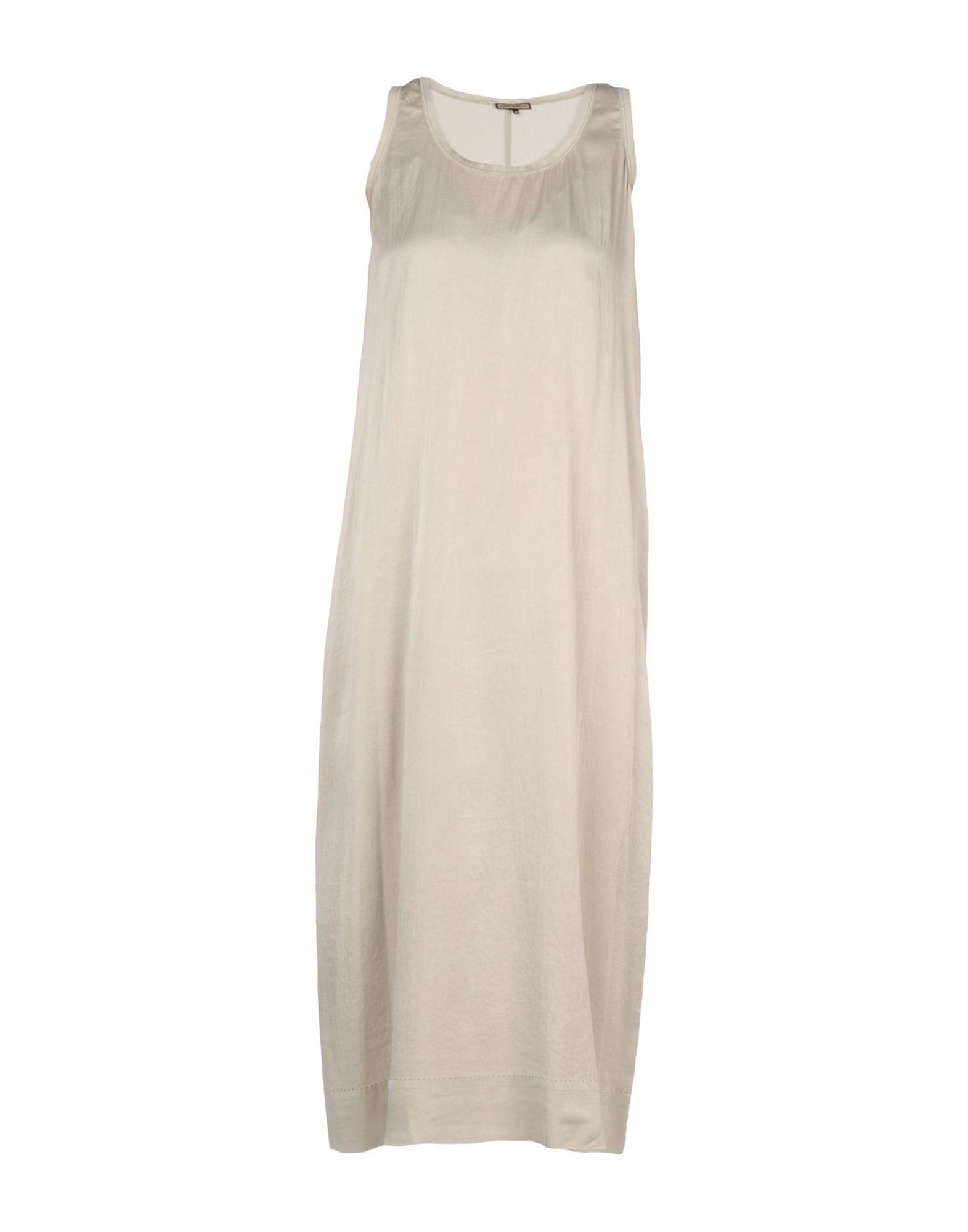 MALÌPARMI Платье длиной 3/4 malìparmi юбка длиной 3 4
