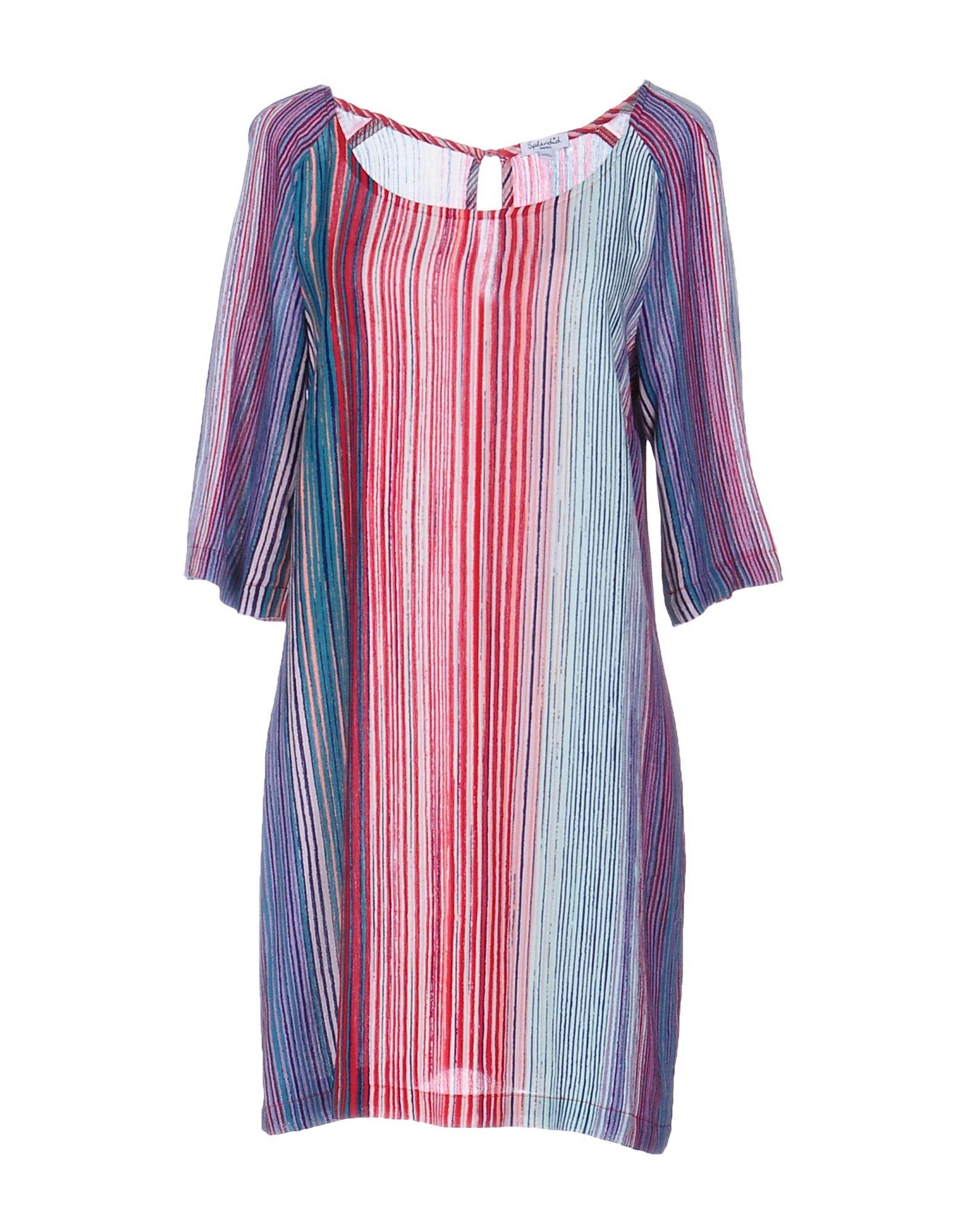 SPLENDID Короткое платье lisa corti короткое платье