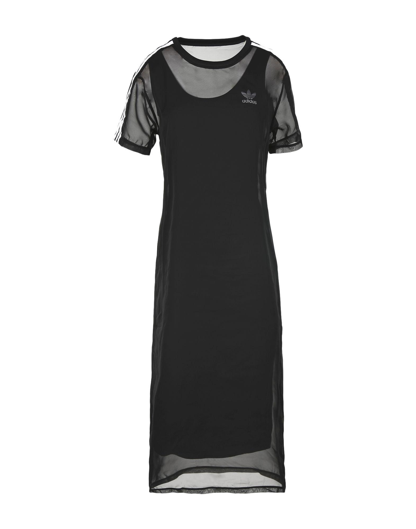 ADIDAS ORIGINALS Платье до колена paolo casalini платье до колена