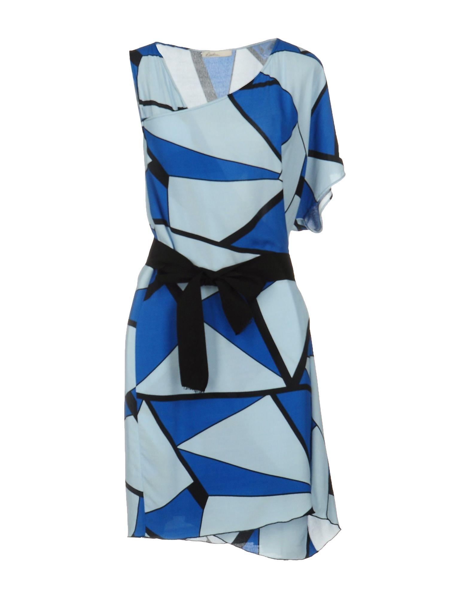 DORALICE Короткое платье цена 2017
