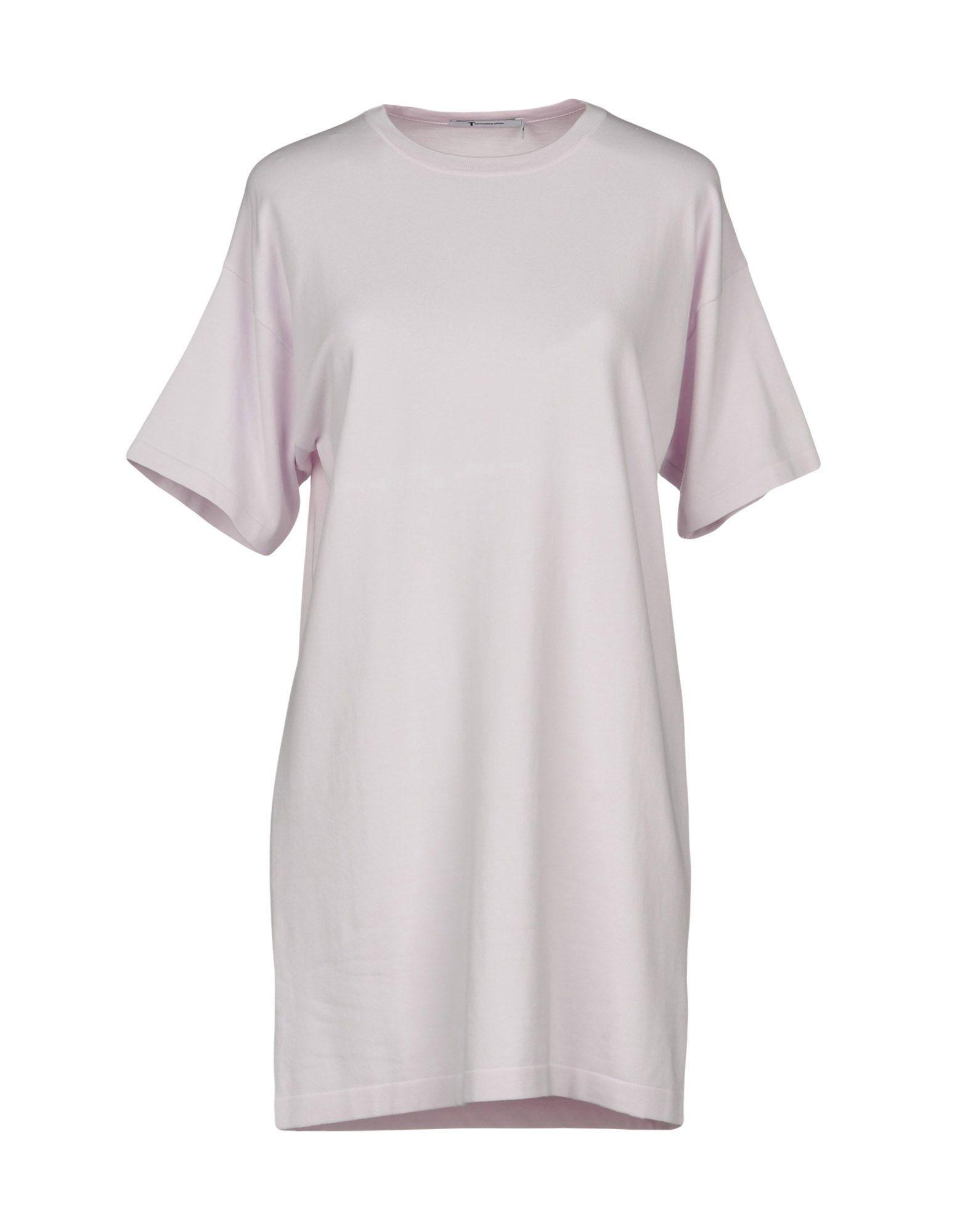 ALEXANDERWANG.T Короткое платье