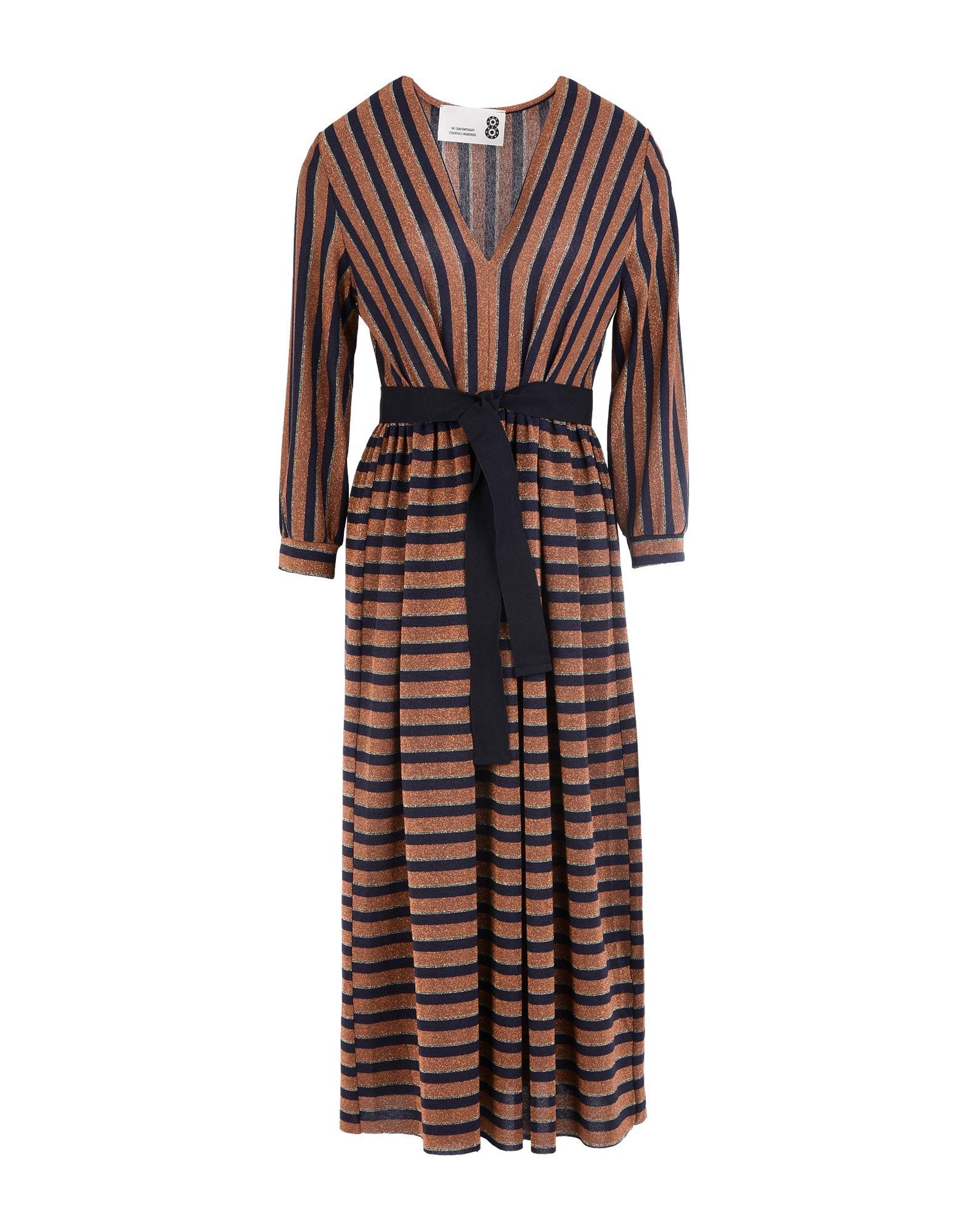 8 Платье длиной 3/4 hundreddresses платье длиной 3 4