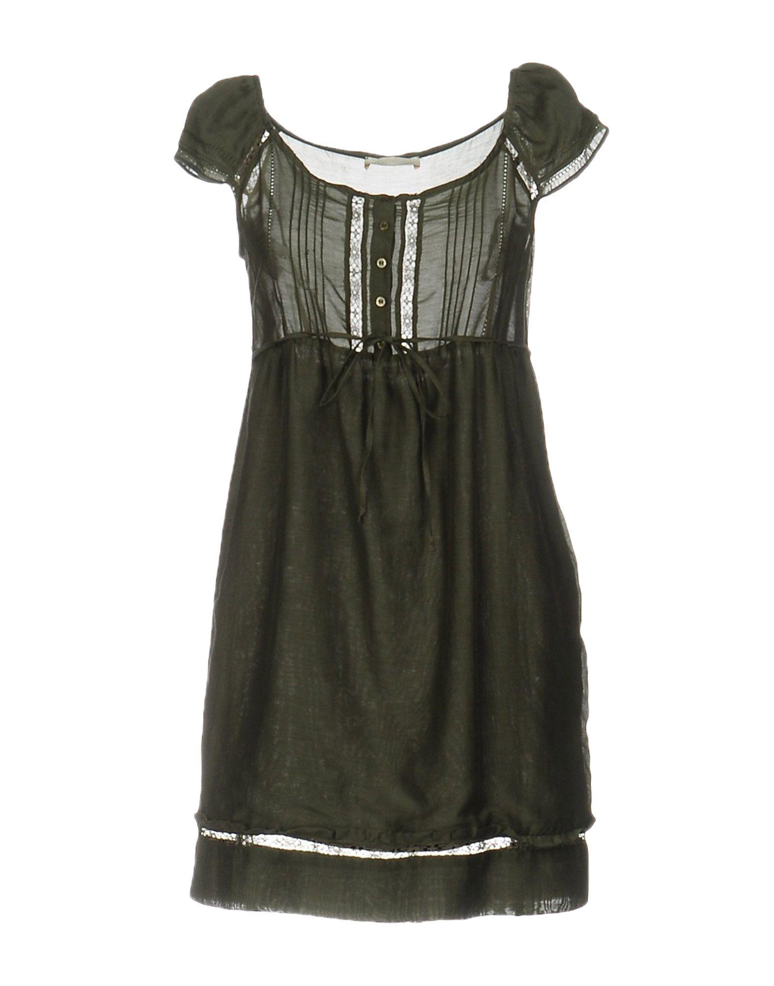 SCERVINO STREET Короткое платье scervino street короткое платье