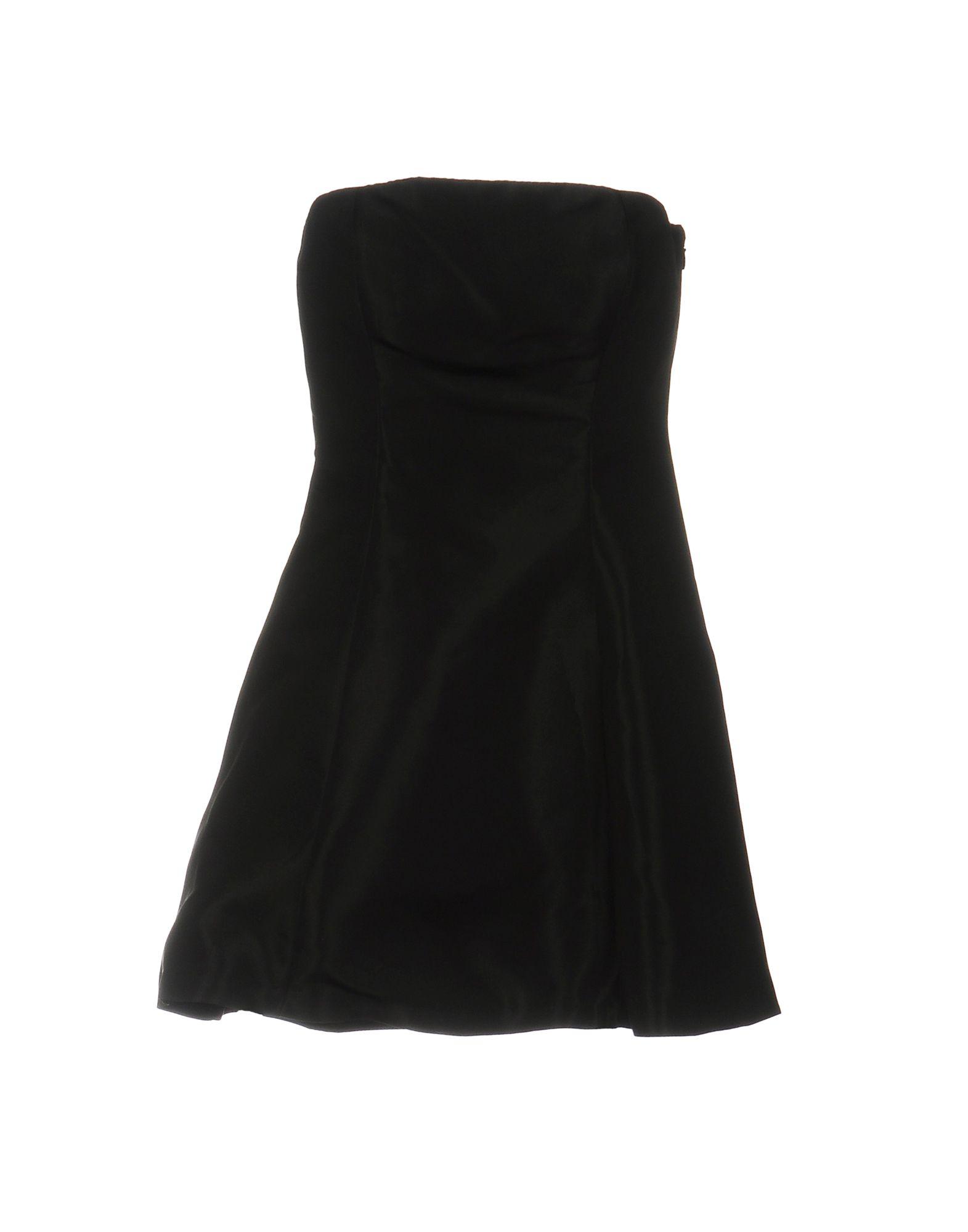 RALPH LAUREN BLACK LABEL Короткое платье ralph lauren black label короткое платье
