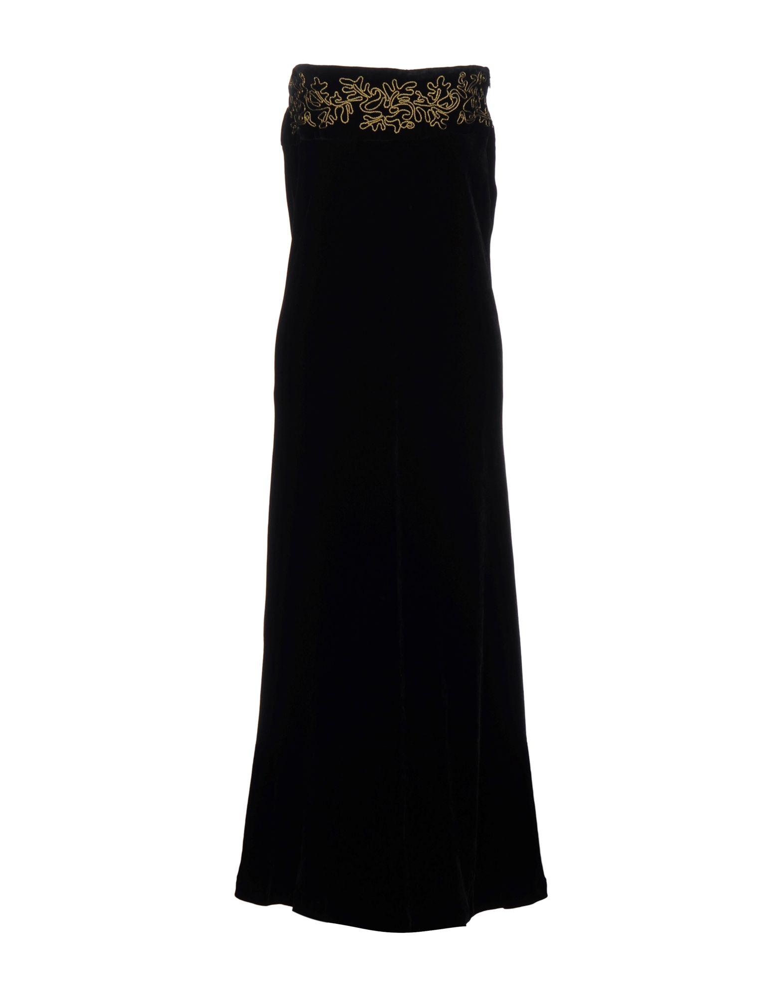 RALPH LAUREN BLACK LABEL Длинное платье