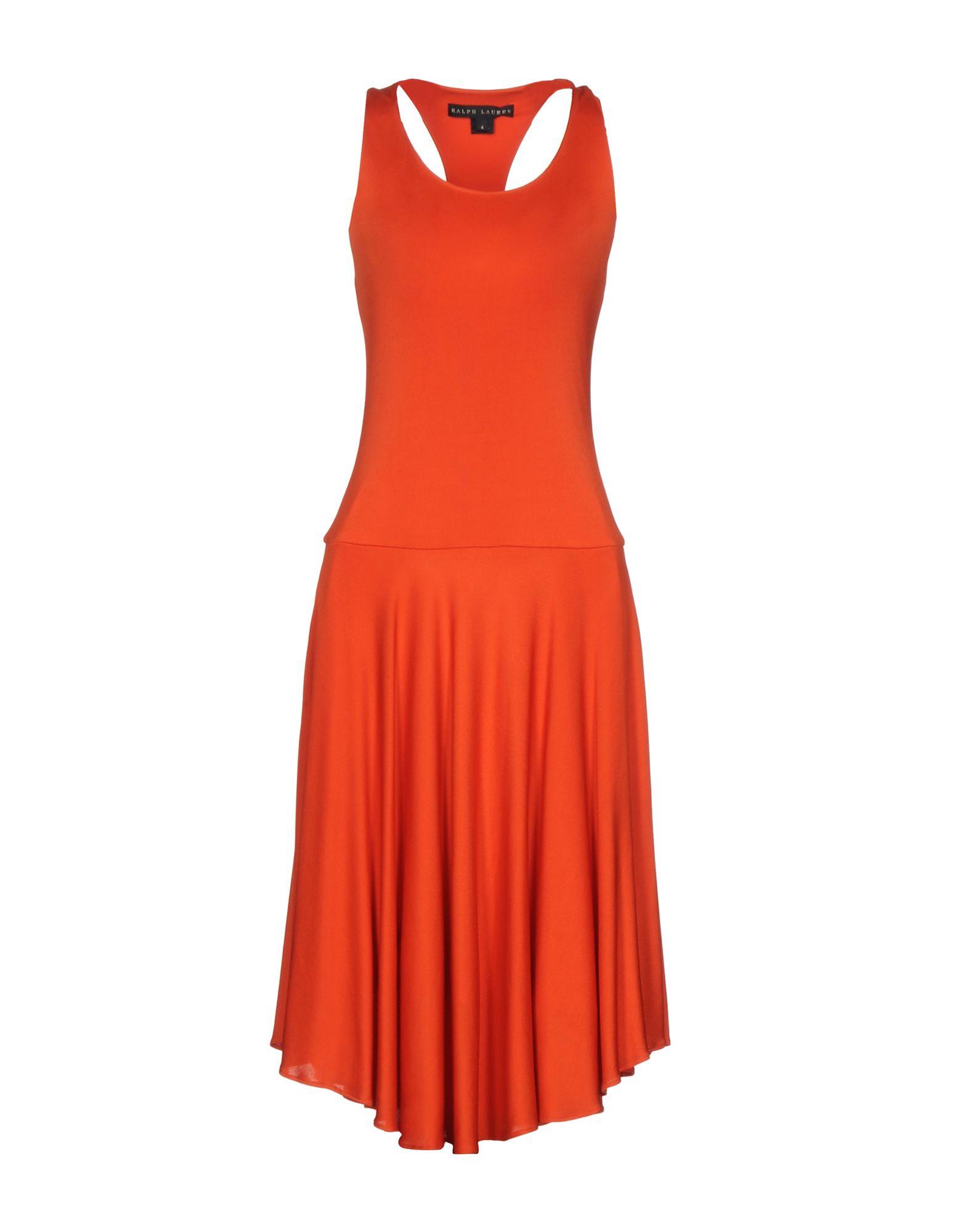 RALPH LAUREN BLACK LABEL Платье длиной 3/4 boss black платье длиной 3 4