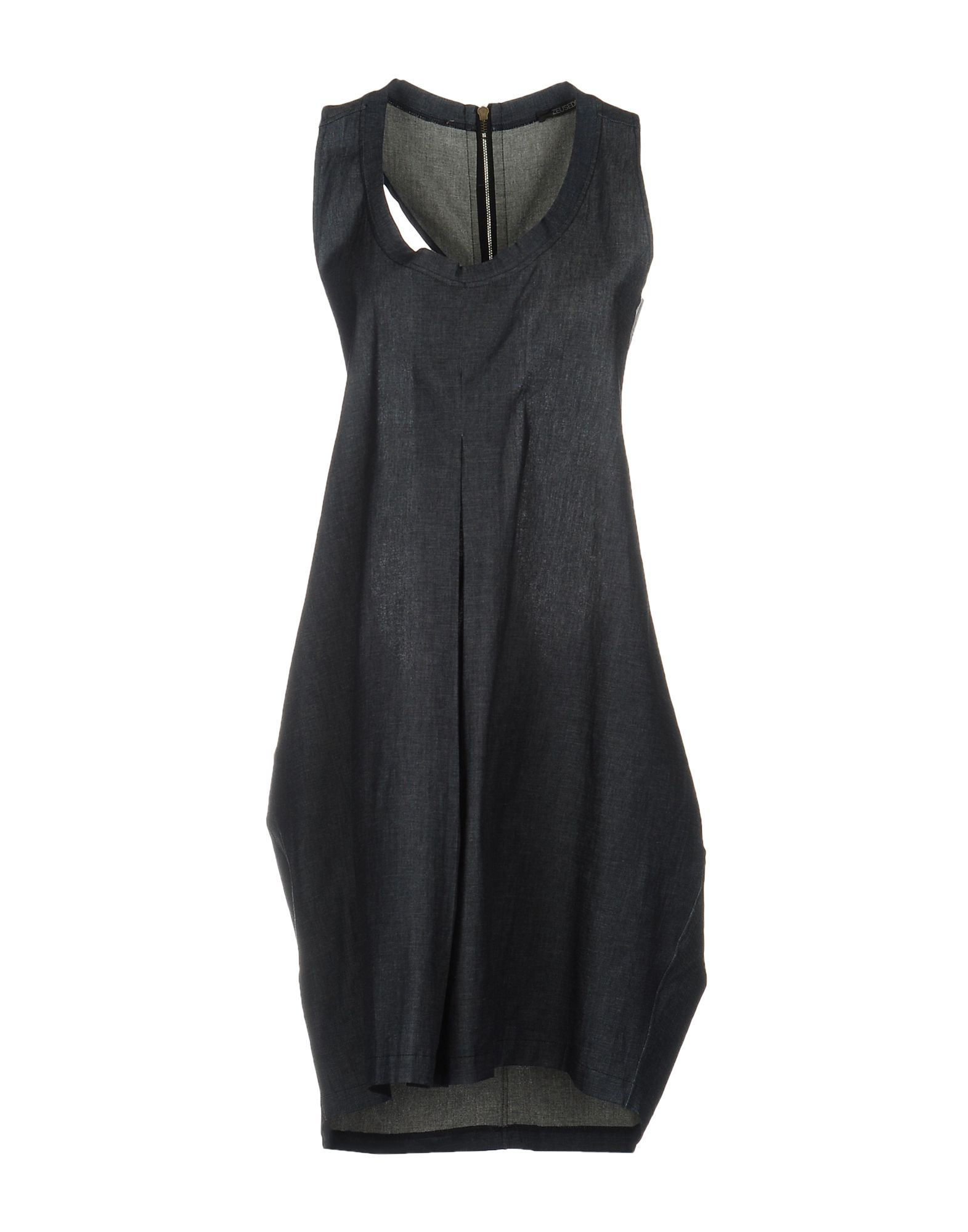 ZEUSEDERA Короткое платье