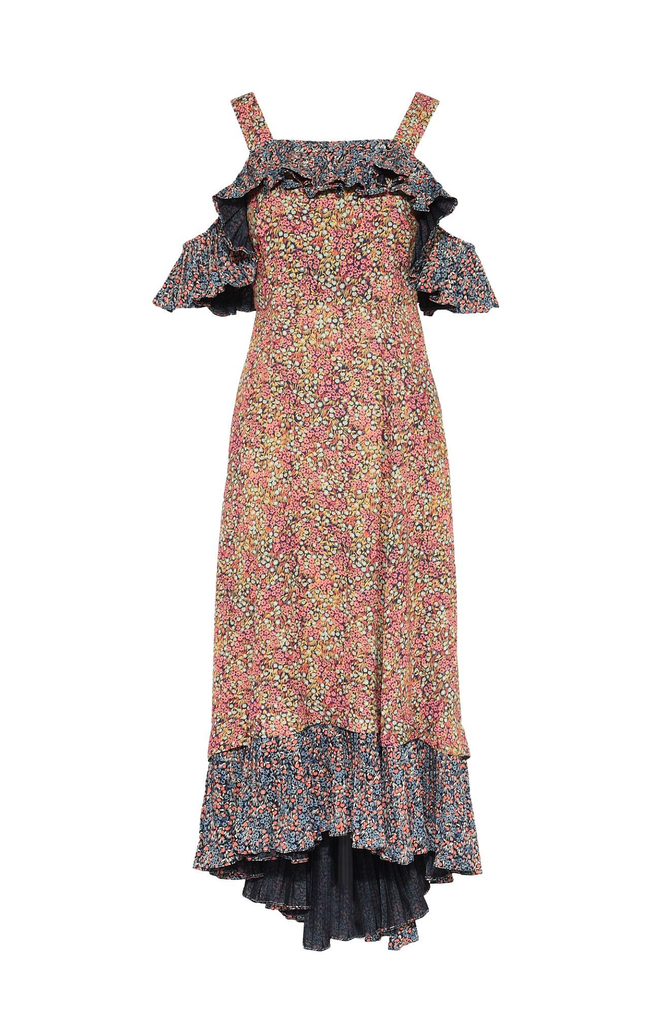 PAST-PRESENT DRESS