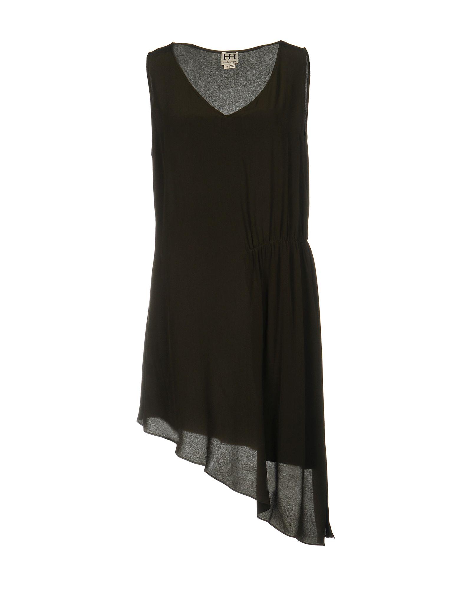 HAUTE HIPPIE Короткое платье в магазине духи escada ibiza hippie
