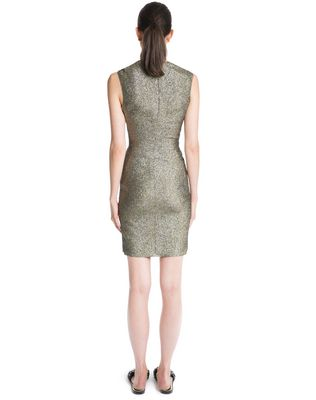 LANVIN SAND LAMÉ DRESS Dress D e
