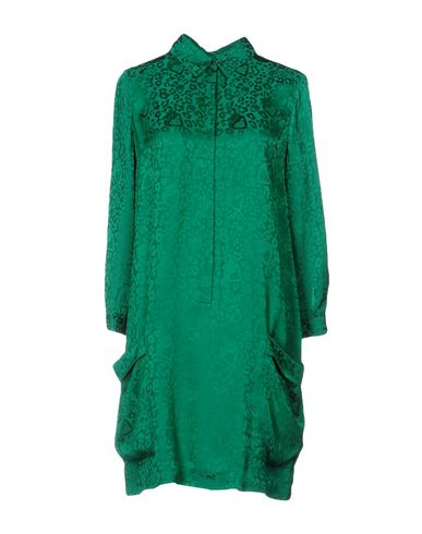 Короткое платье MATTHEW WILLIAMSON 34722291LR