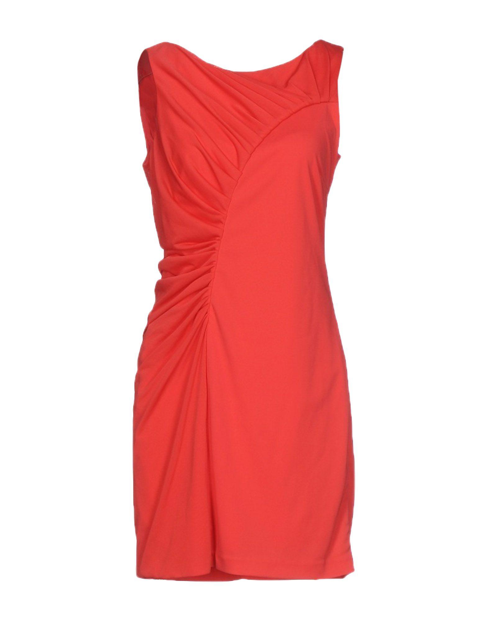 HALSTON HERITAGE Короткое платье lakestone halston 923124