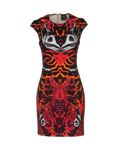 Короткое платье McQ Alexander McQueen 34722329FR