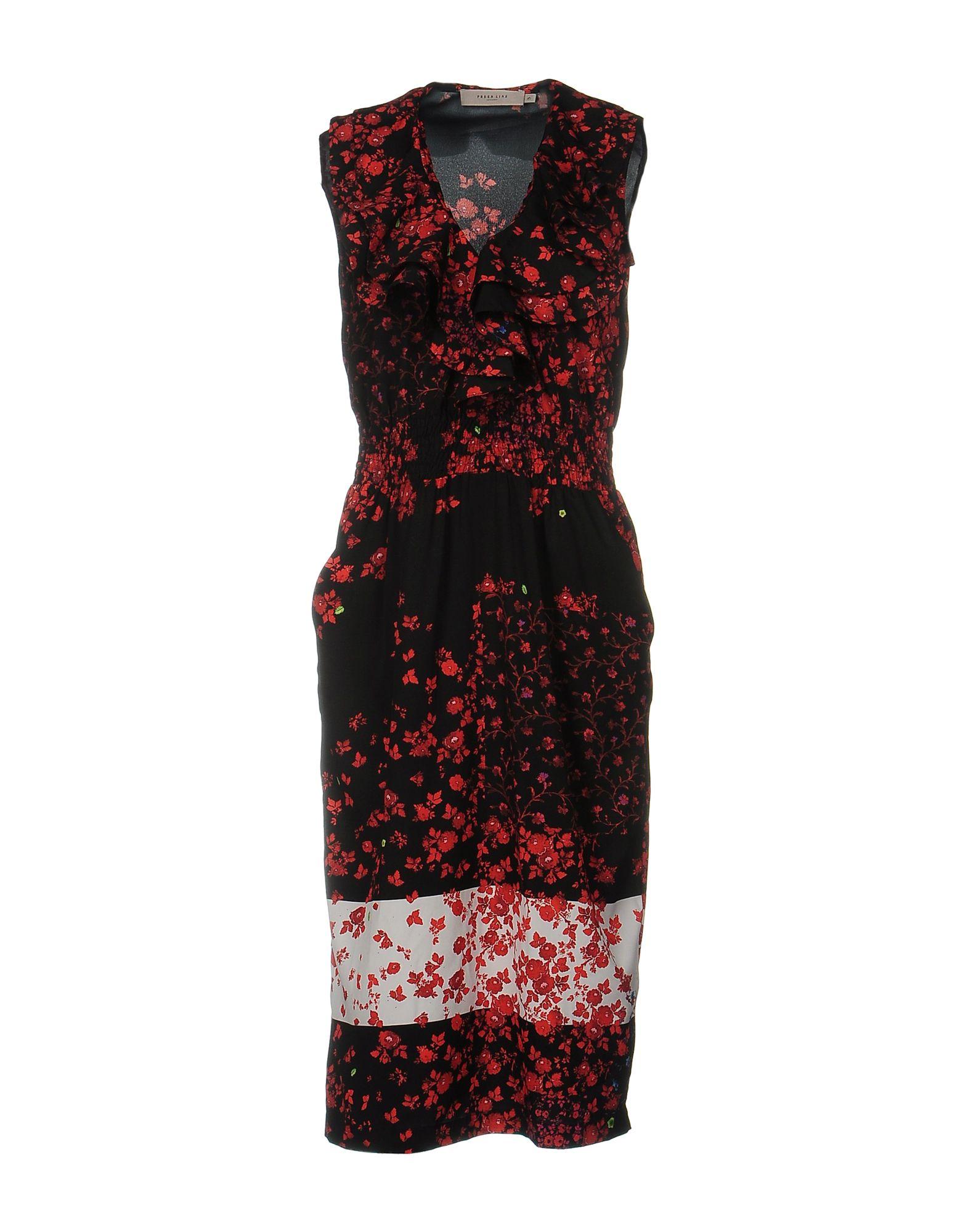 платье preen платье PREEN LINE Платье до колена