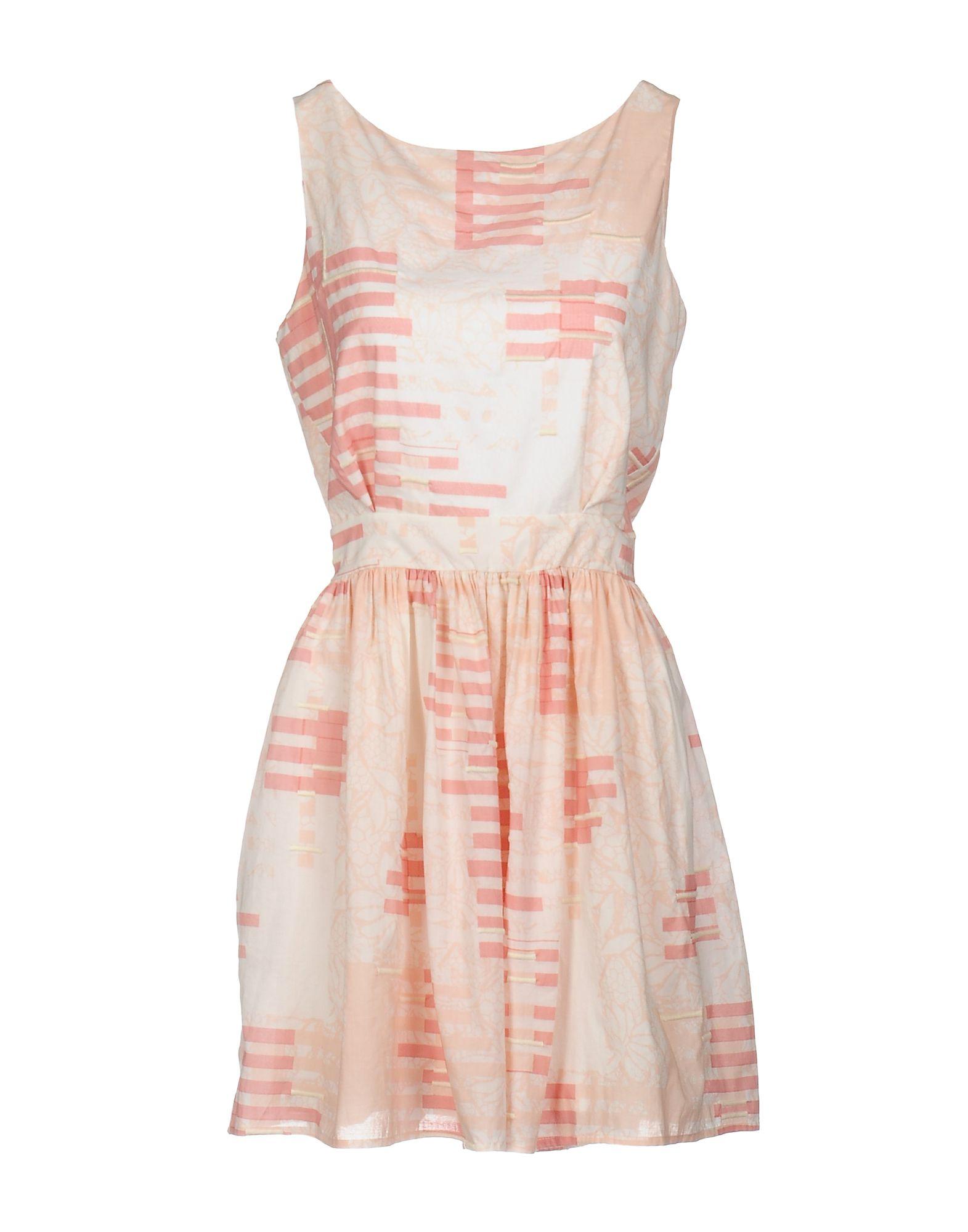 купить THAKOON ADDITION Короткое платье дешево