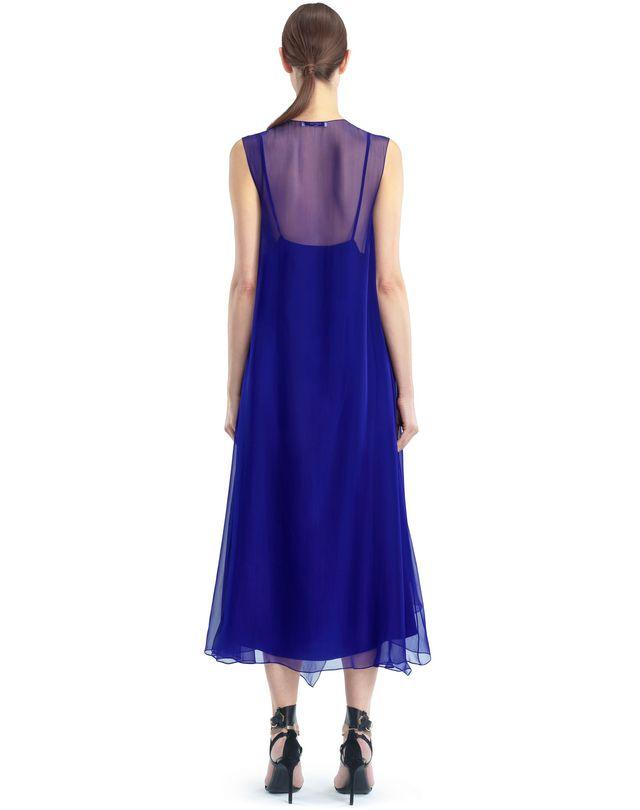 LANVIN LONG CHIFFON DRESS Dress D e