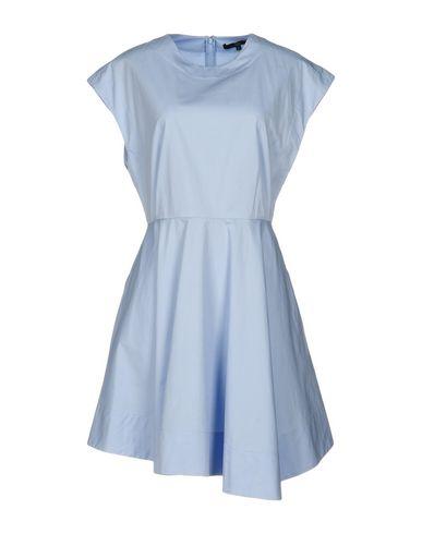 Короткое платье TIBI 34722443PT