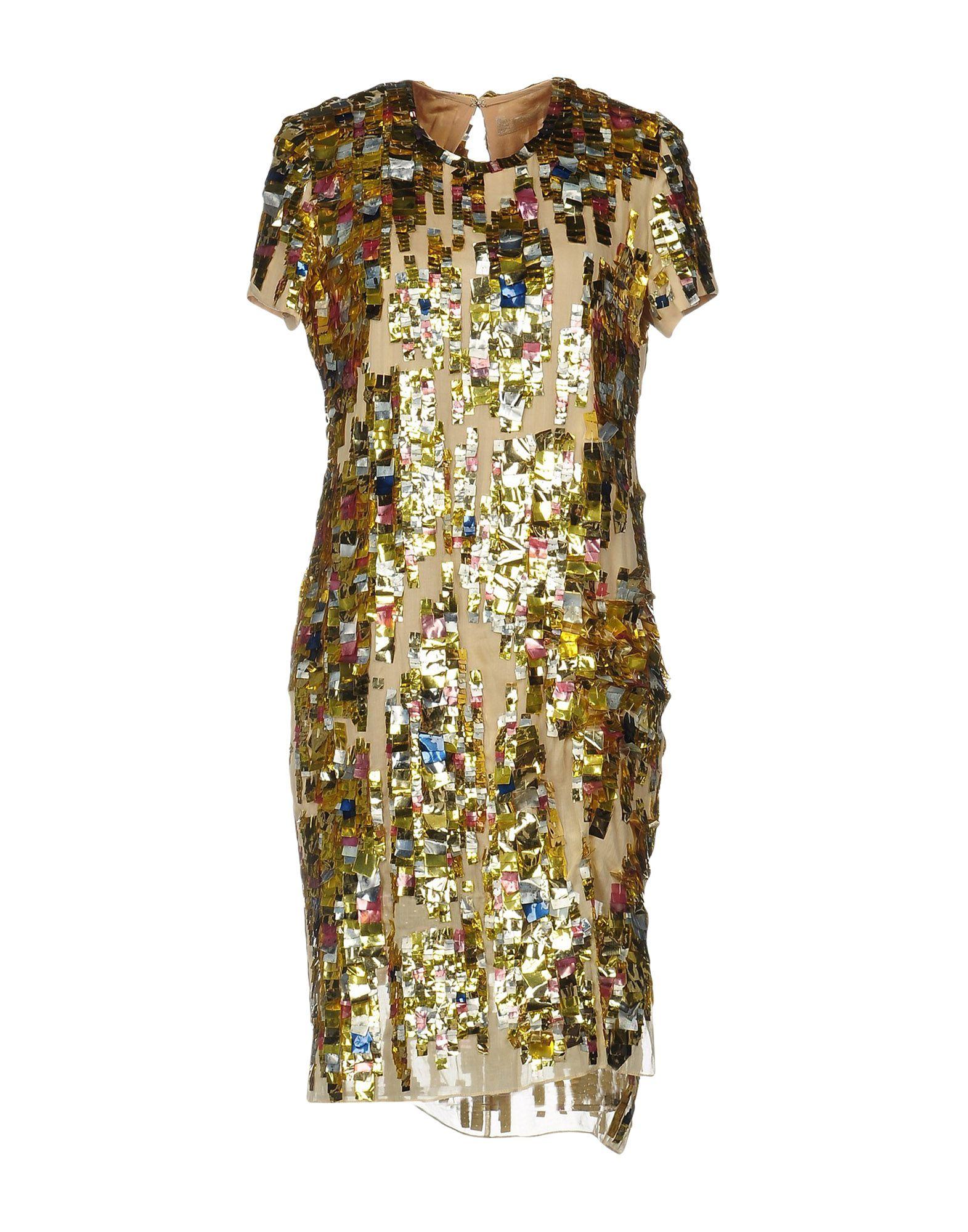 где купить  REED KRAKOFF Короткое платье  по лучшей цене