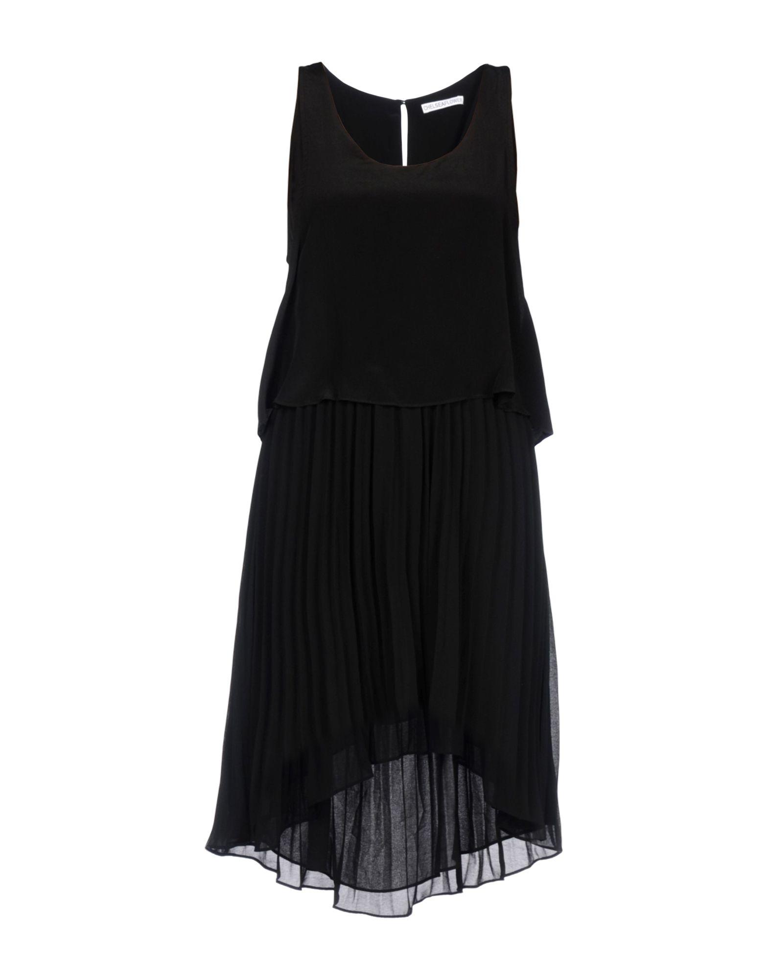 CHELSEA FLOWER Платье до колена chelsea huddersfield