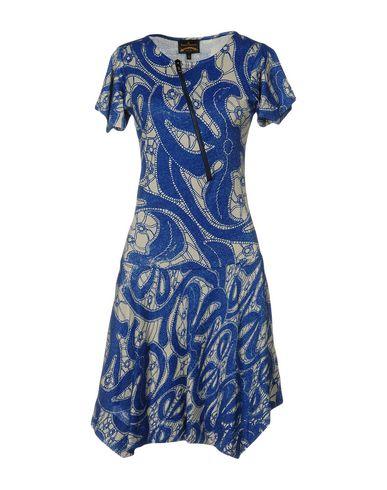 Платье до колена VIVIENNE WESTWOOD ANGLOMANIA 34722719VN