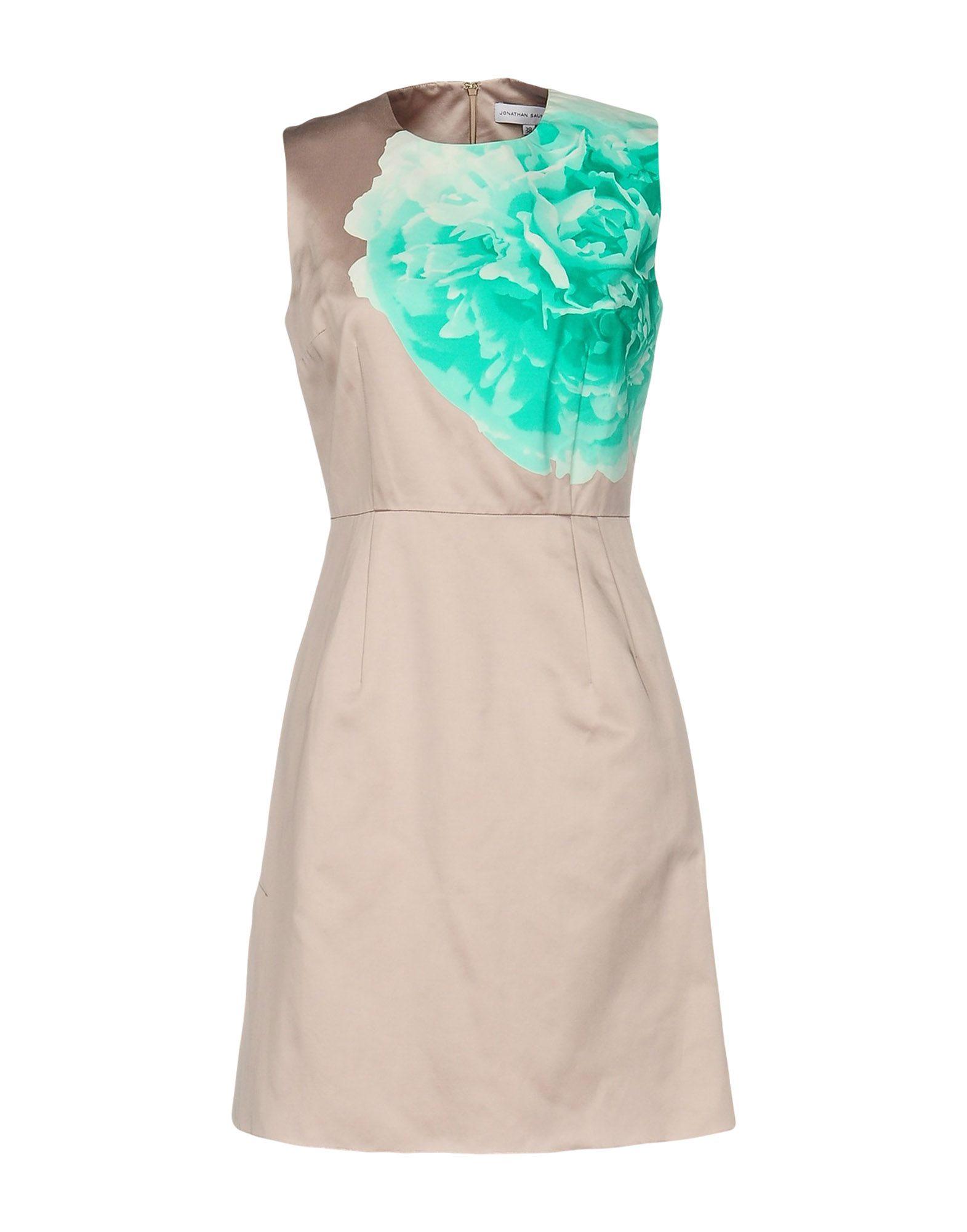 JONATHAN SAUNDERS Короткое платье